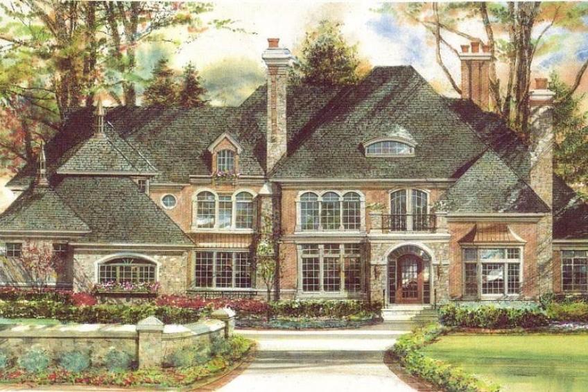 Nhà ở một gia đình vì Bán tại Bloomfield 2736 Turtle Shores Bloomfield, Michigan, 48302 Hoa Kỳ