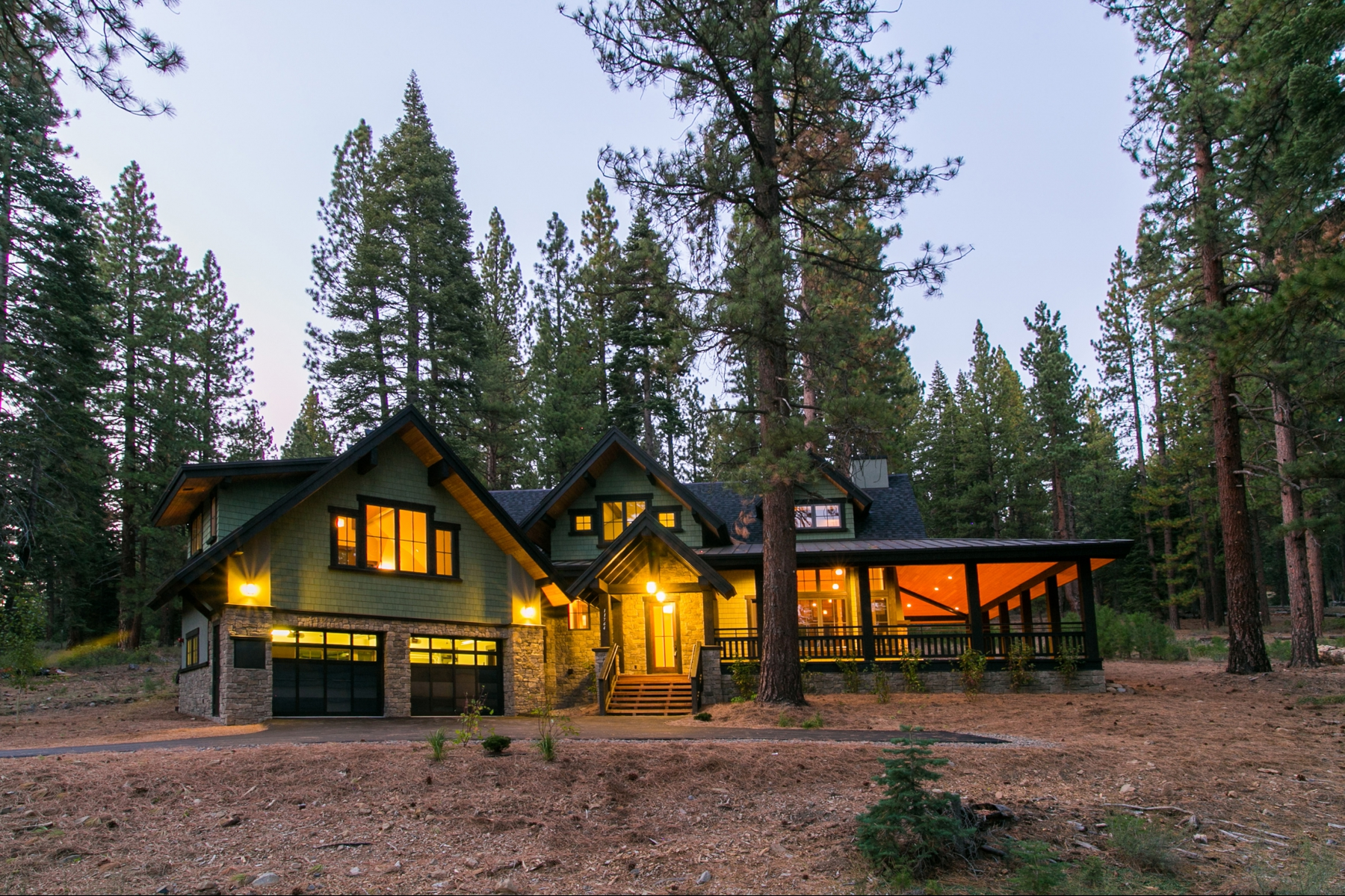 Single Family Home for Sale at 11764 Kelley Drive Truckee, California 96161 United States