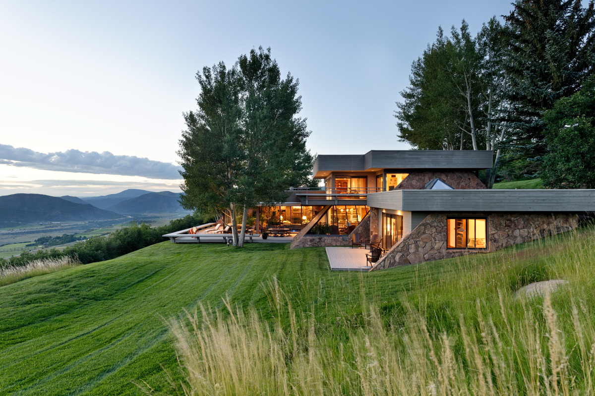 Single Family Home for Sale at Starwood's Garden of Eden 574 Johnson Drive Aspen, Colorado 81611 United States