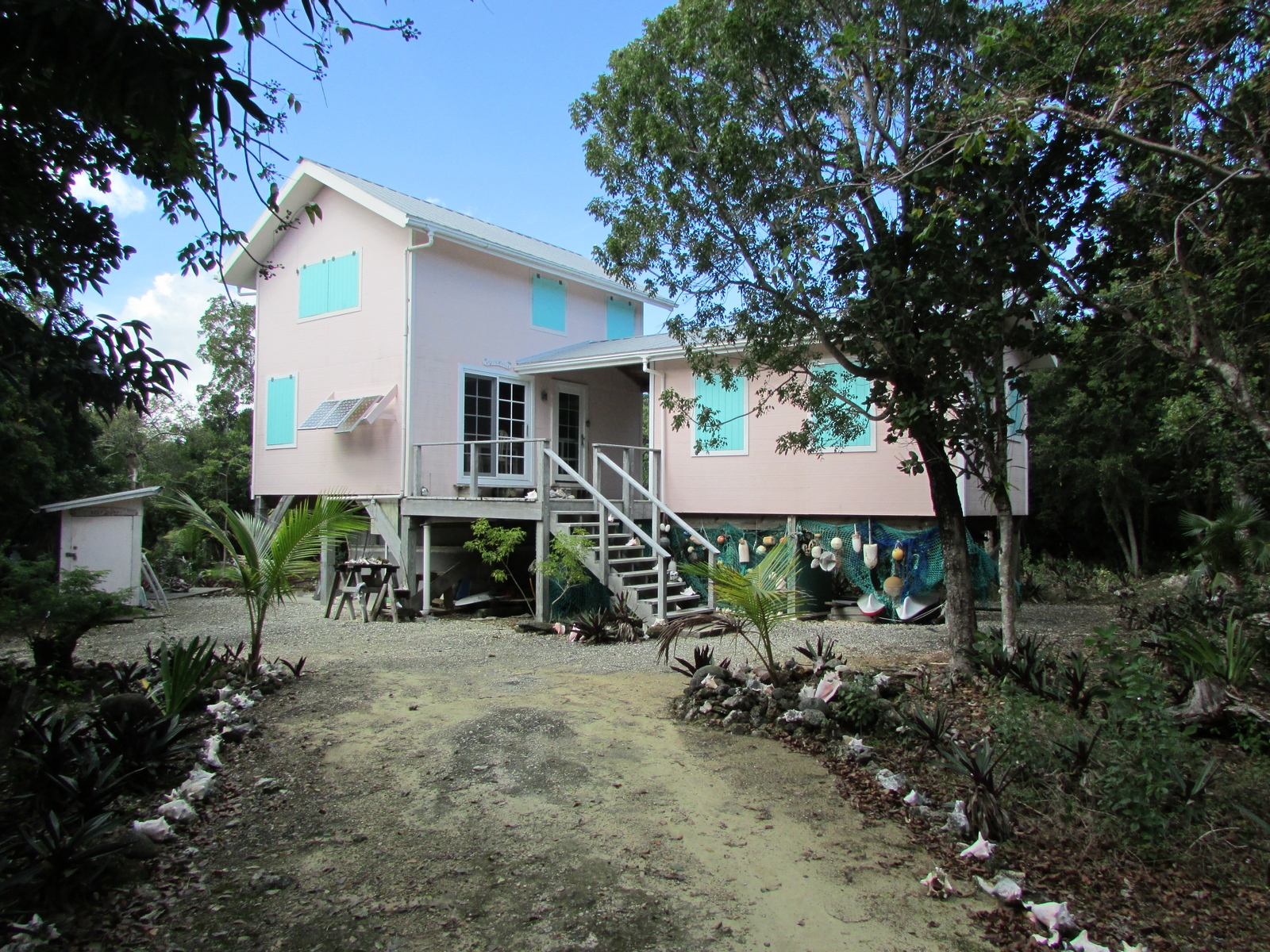 Single Family Home for Sale at Villa Kula Abaco Ocean Club, Lubbers Quarters, Abaco Bahamas