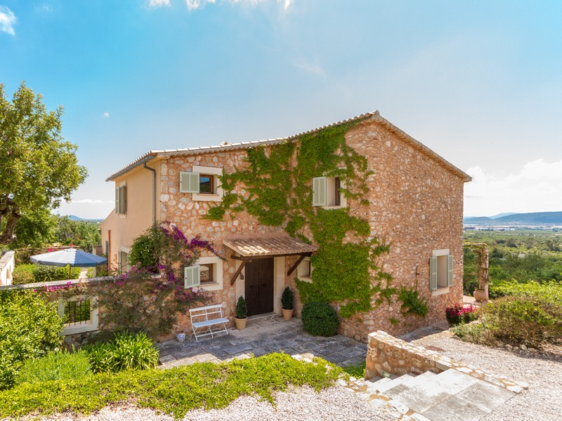 Multi-Family Home for Sale at Idyllic finca with stunning views in Santa Maria Santa Maria, Mallorca 07320 Spain