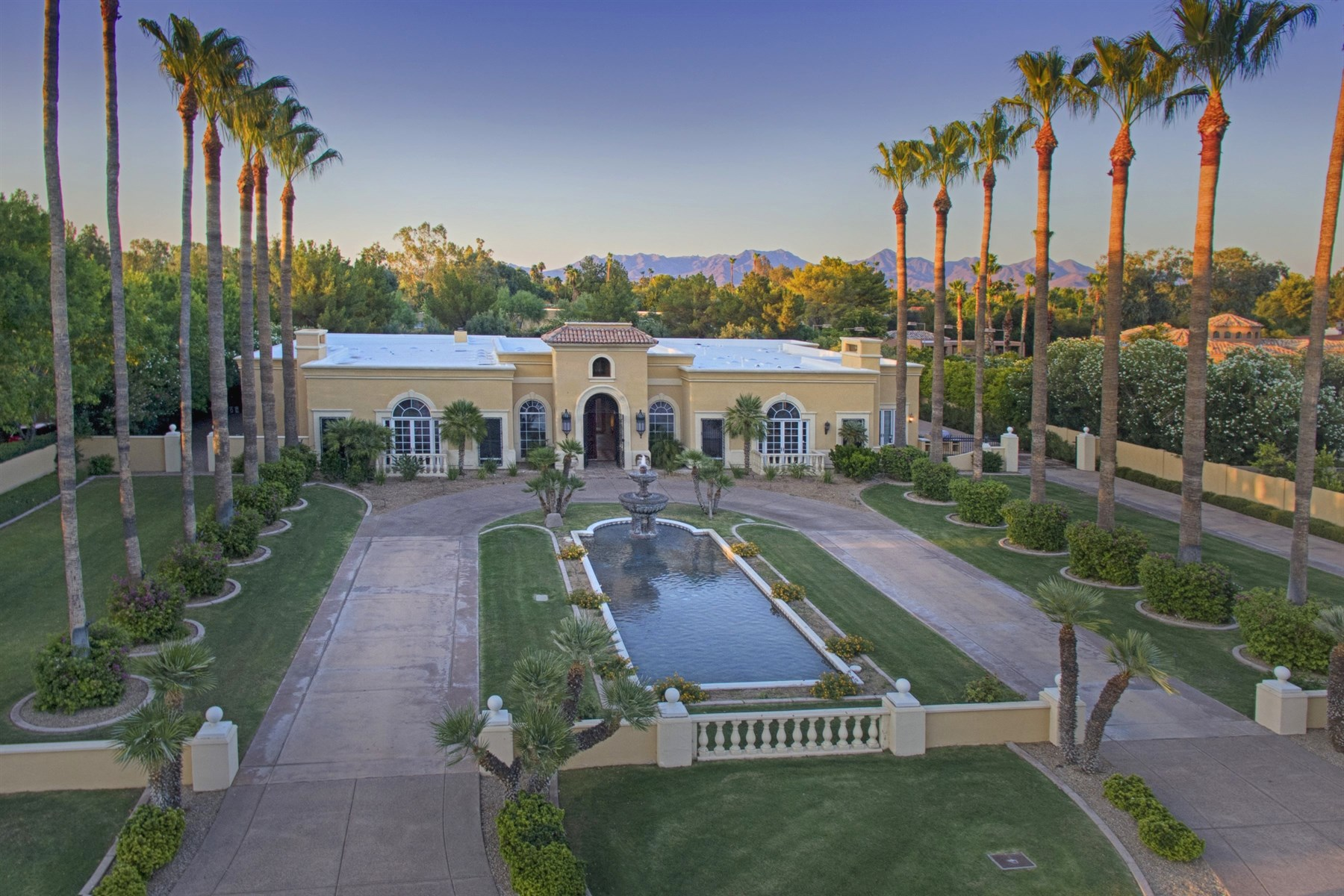sales property at Exquisite estate in Camelback Country Estates