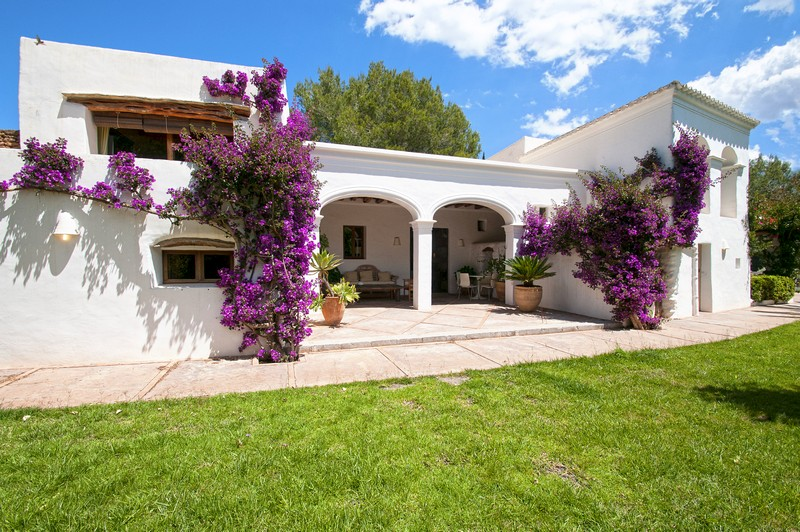 Single Family Home for Sale at 200 Year Old Ibizenco Style Finca In San Lorenzo Ibiza, Ibiza, 07819 Spain