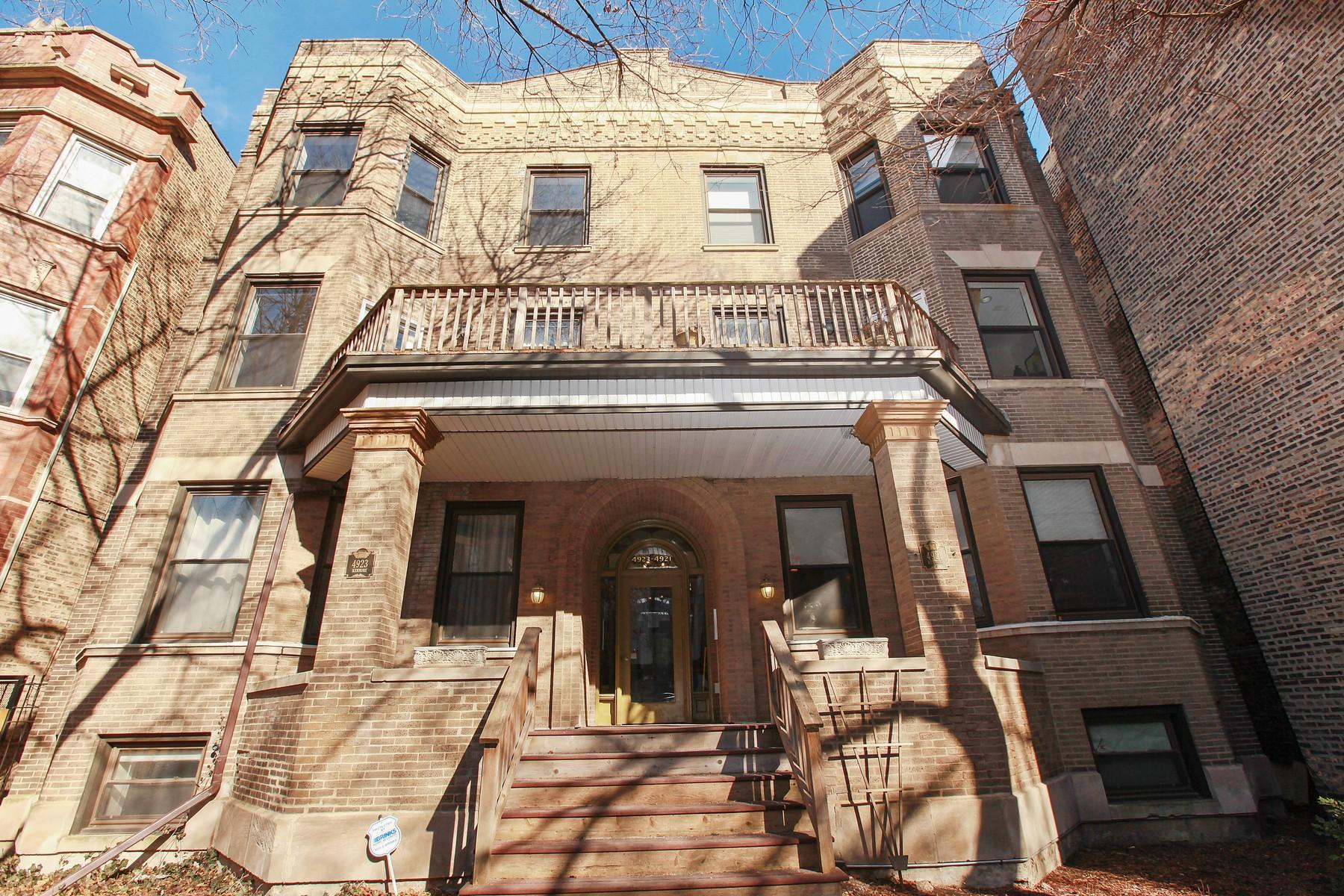 Condominium for Sale at Massive Top Floor Gut Rehab 4921 N Kenmore Avenue Unit 3 Uptown, Chicago, Illinois, 60640 United States