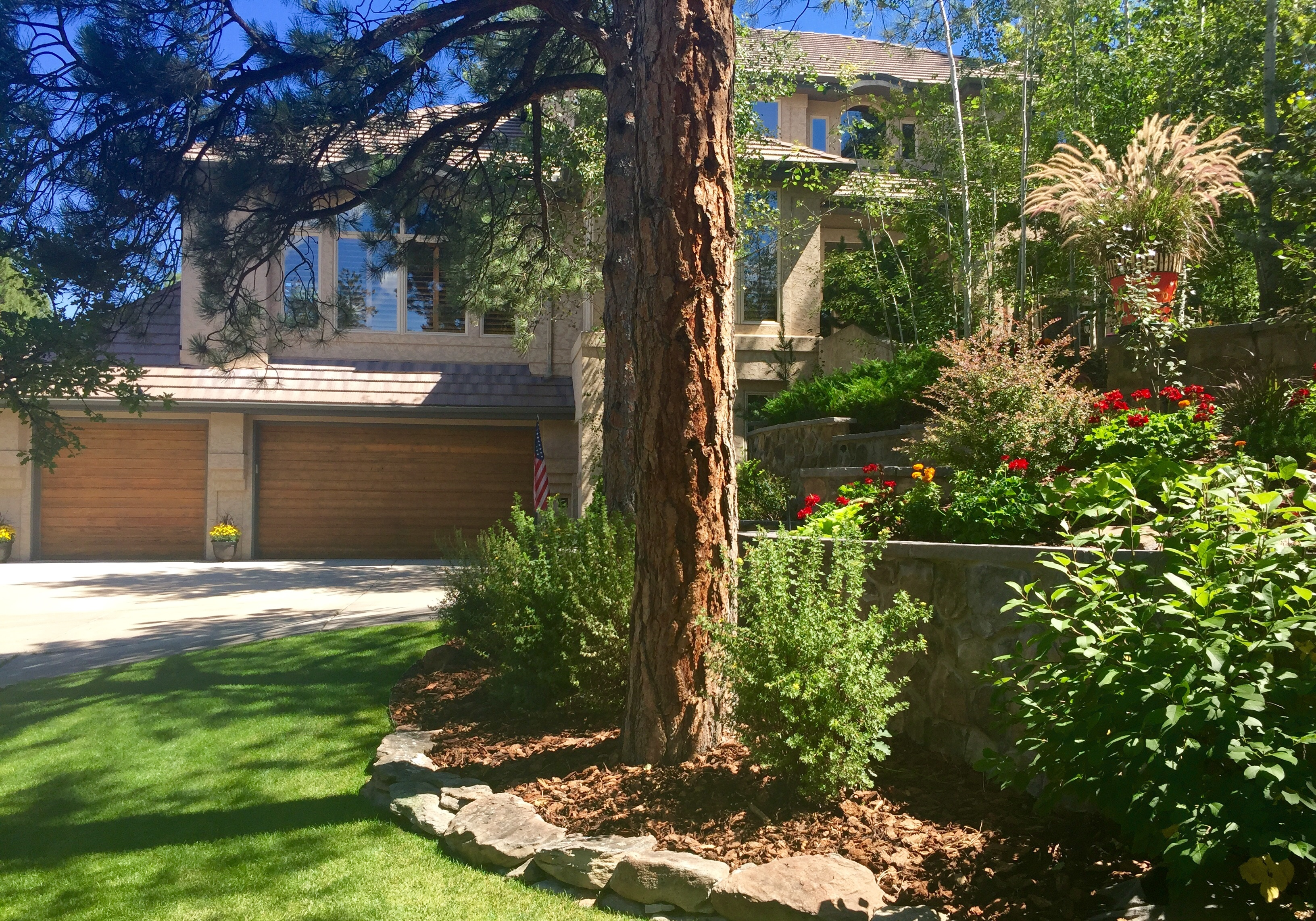 Single Family Home for Sale at Colorado Living at it's Finest with Park Like Setting 245 Country Club Pkwy Castle Pines Village, Castle Rock, Colorado, 80108 United States