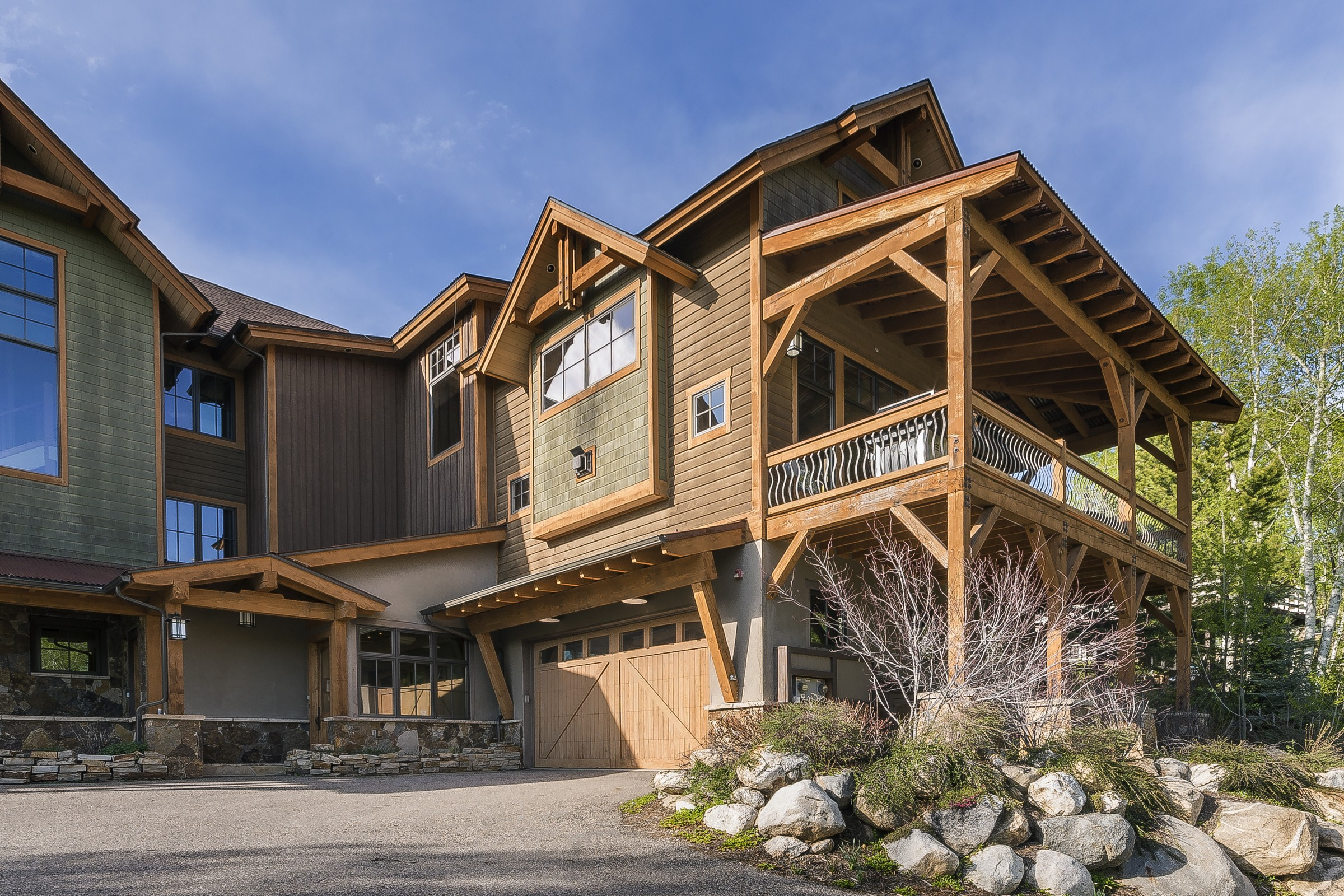 Single Family Home for Sale at Brown Bear Chalet 2760 Burgess Creek Road Steamboat Springs, Colorado, 80487 United States
