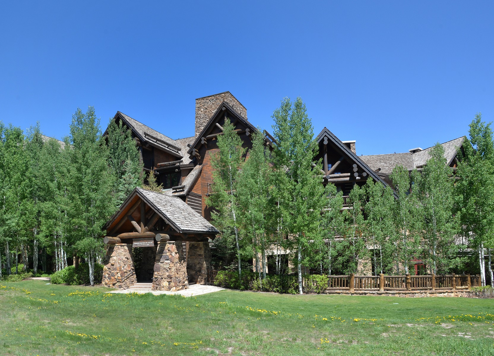 Single Family Home for Sale at Ski Slope Views in Bachelor Gulch 100 Bachelor Ridge Road #3501 Beaver Creek, Colorado 81620 United States