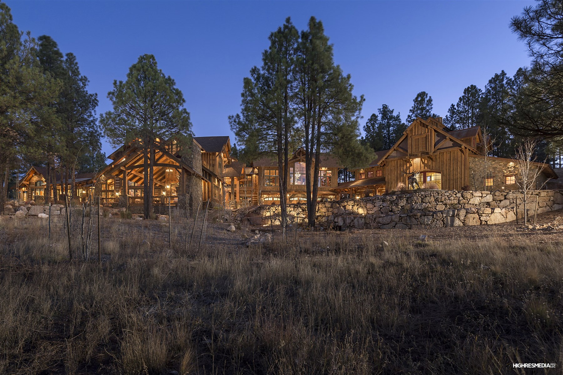 Property For Sale at One-of-a-Kind Luxury Mountain Retreat