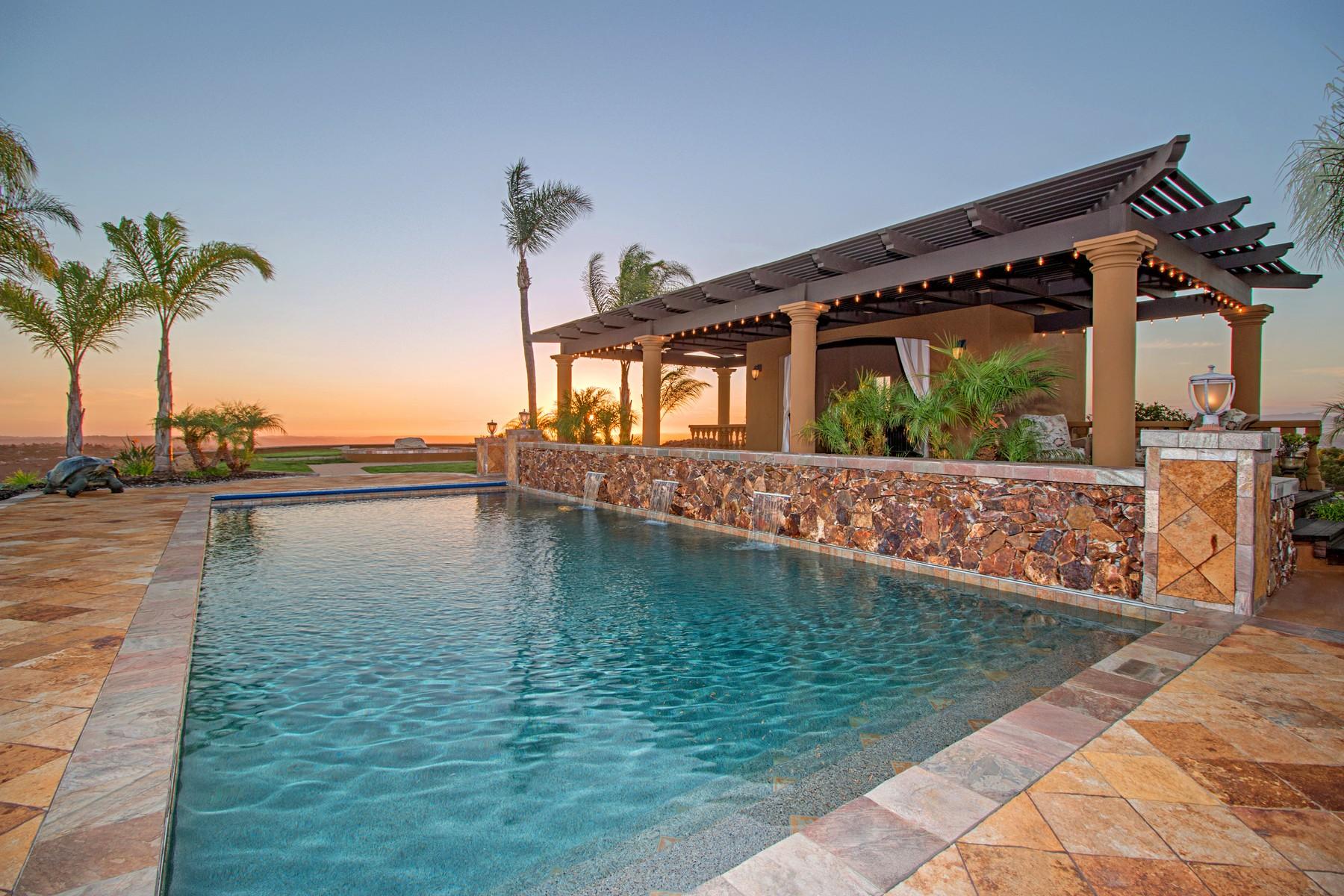Casa Unifamiliar por un Venta en 6025 Villa Medici Bonsall, California 92003 Estados Unidos