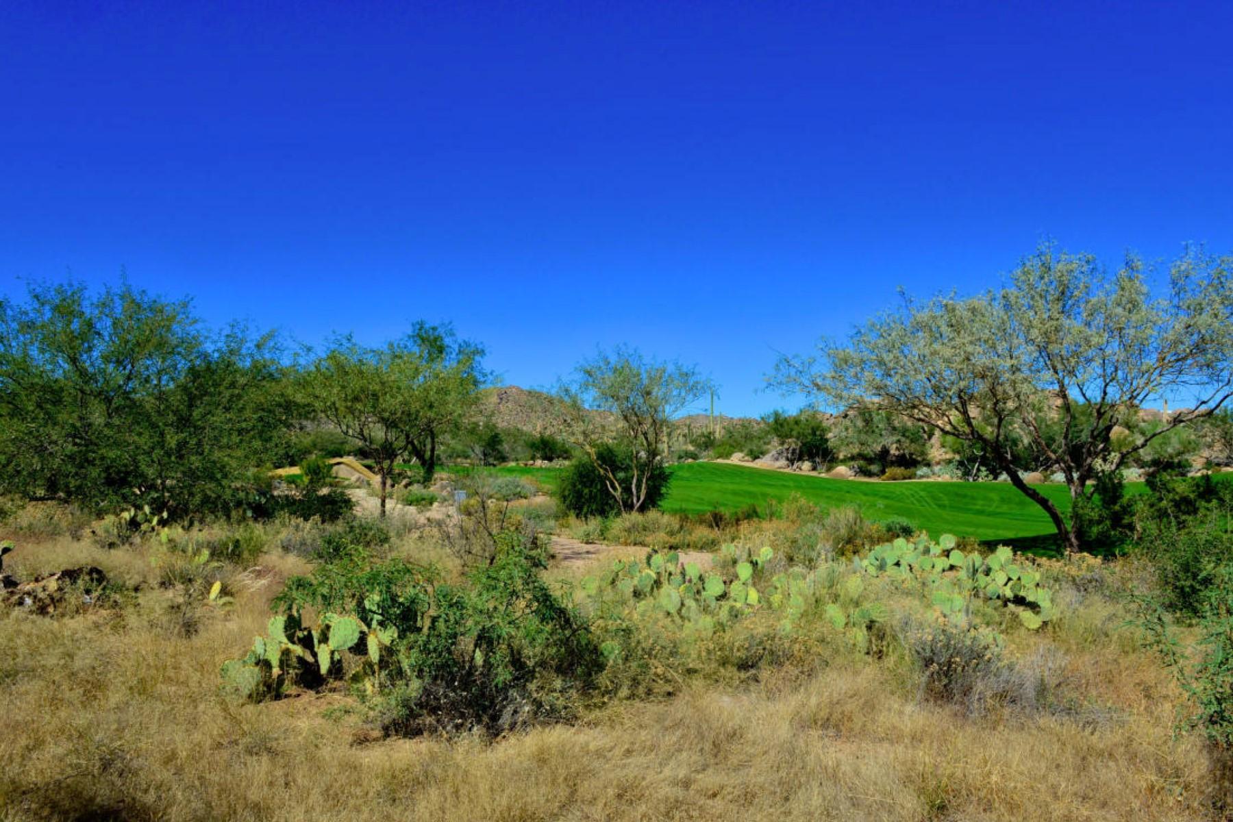 Land for Sale at Premium Corner Homesite With Golf Course, Tortolita & Catalina Mountain Views 754 W Granite Gorge Drive W #338 Oro Valley, Arizona 85755 United States