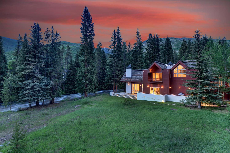 Casa para uma família para Venda às 4249 Nugget Lane 4249 Nugget Ln Vail, Colorado, 81657 Estados Unidos