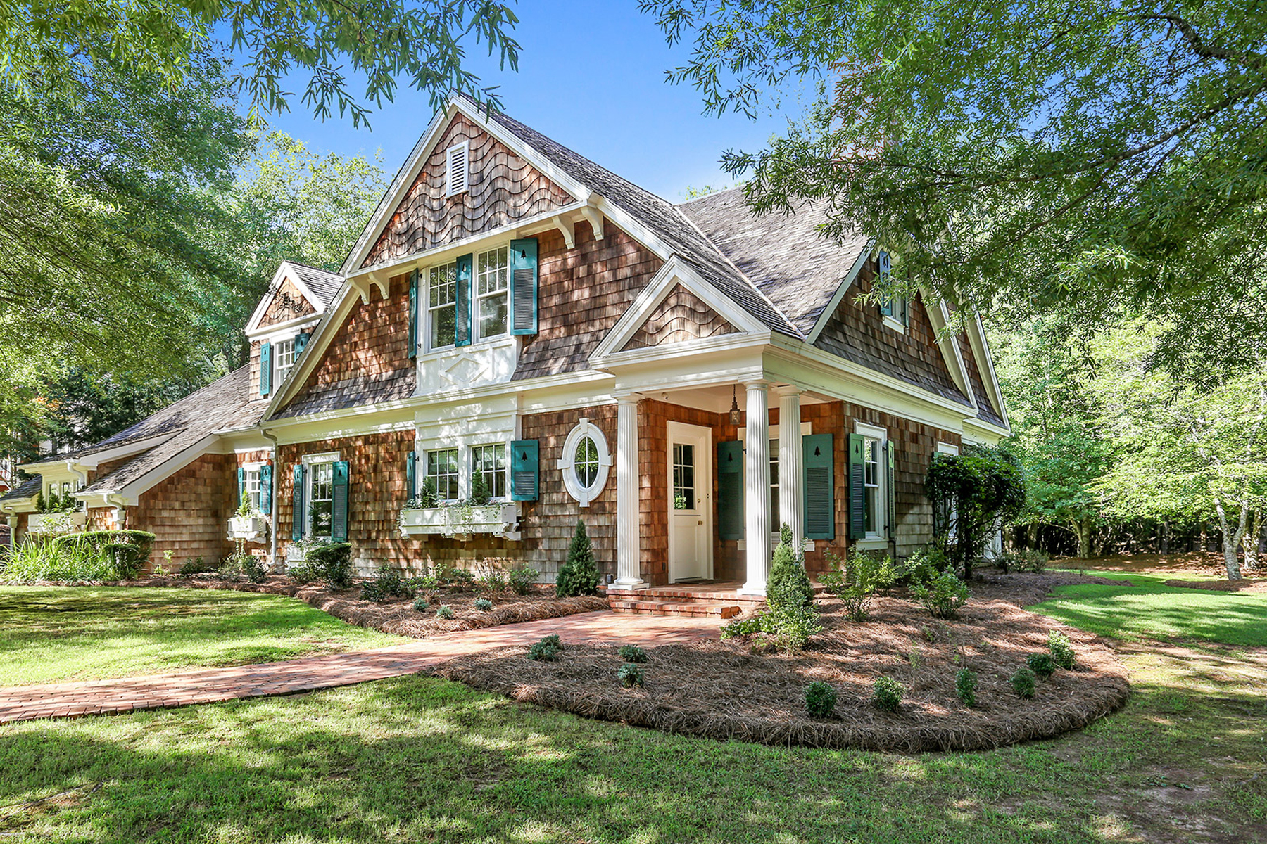Single Family Home for Sale at Life Magazine Home 4050 Palisades Main NW Kennesaw, Georgia, 30144 United States