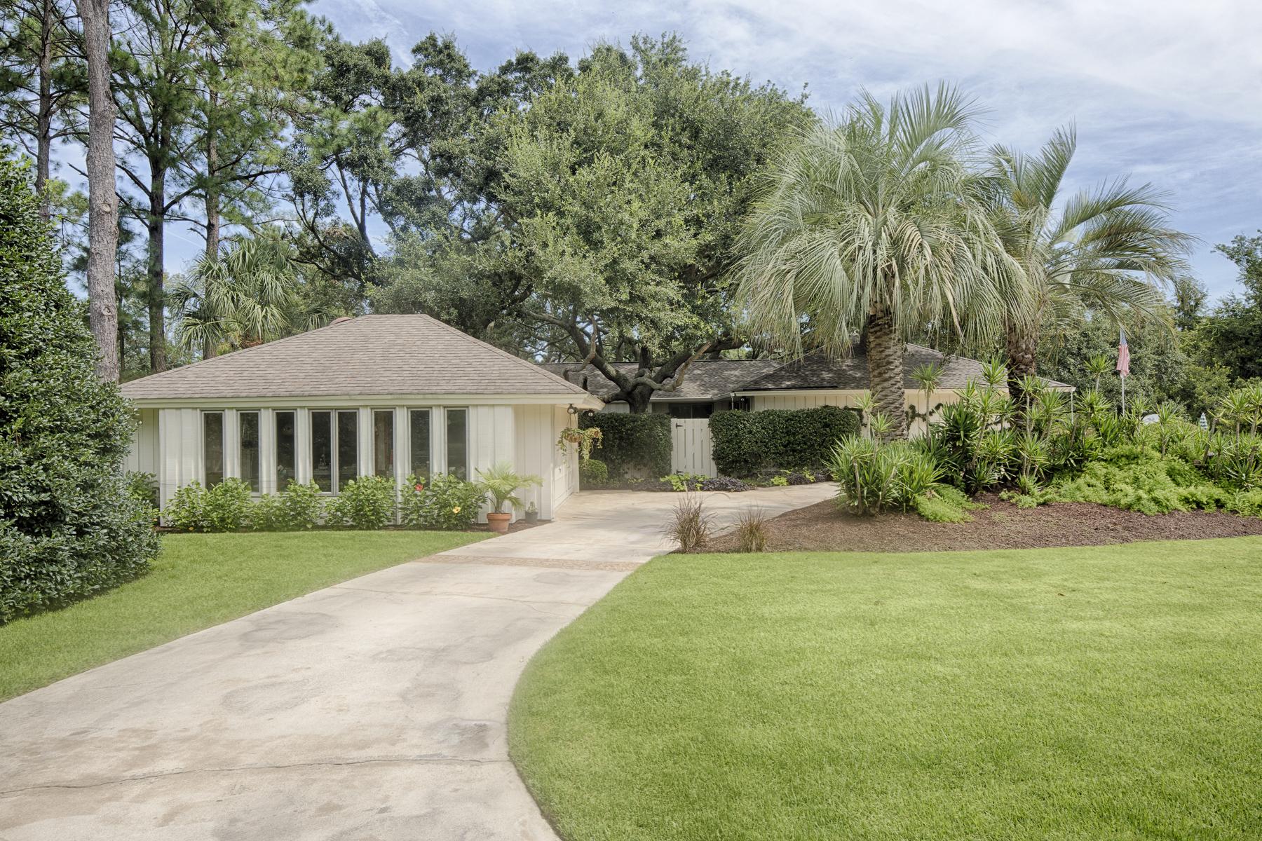 Single Family Home for Sale at Port Royal 2 Everglade Place Hilton Head Island, South Carolina 29928 United States