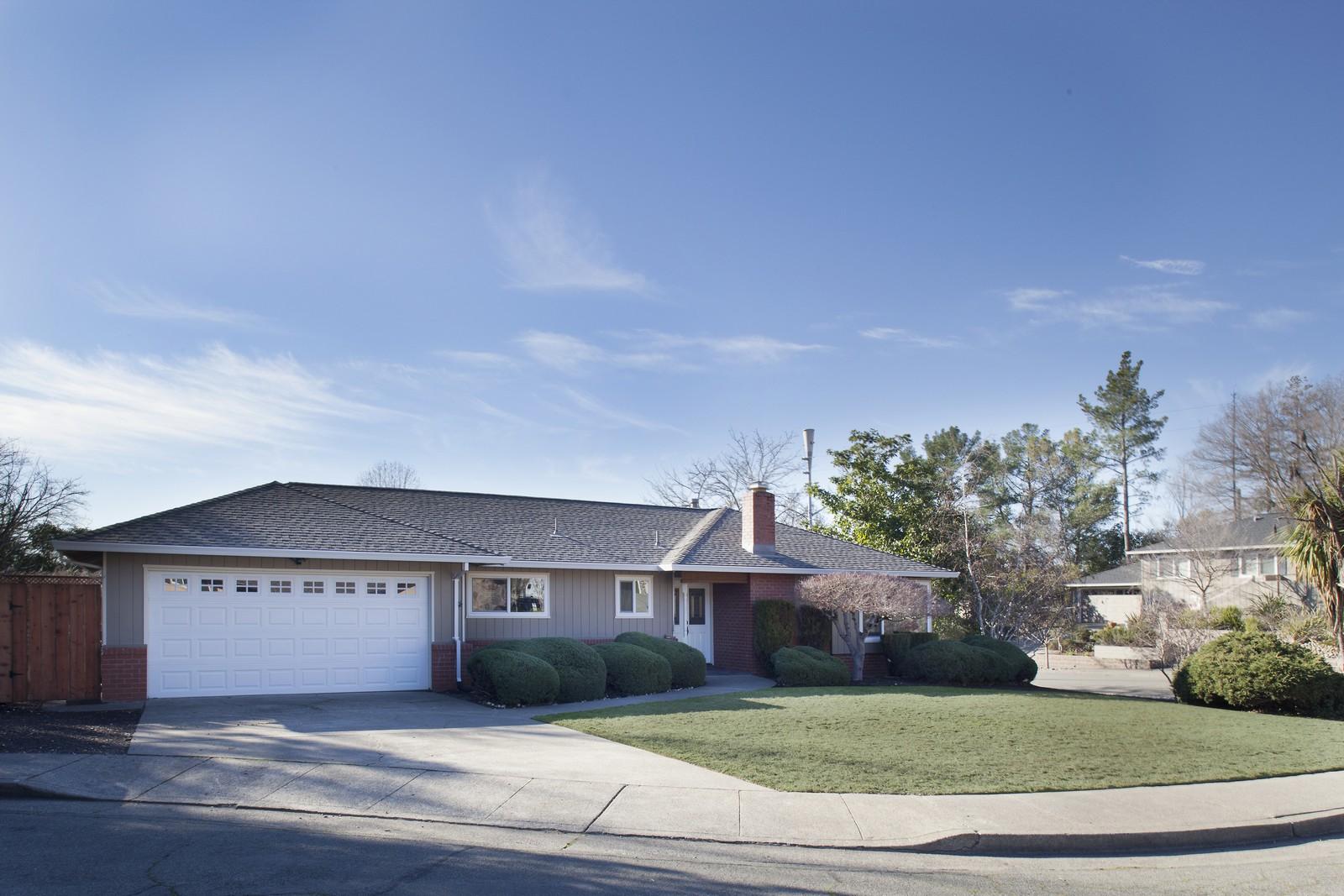 Single Family Home for Sale at 1 Quixote Court Santa Rosa, California 95409 United States
