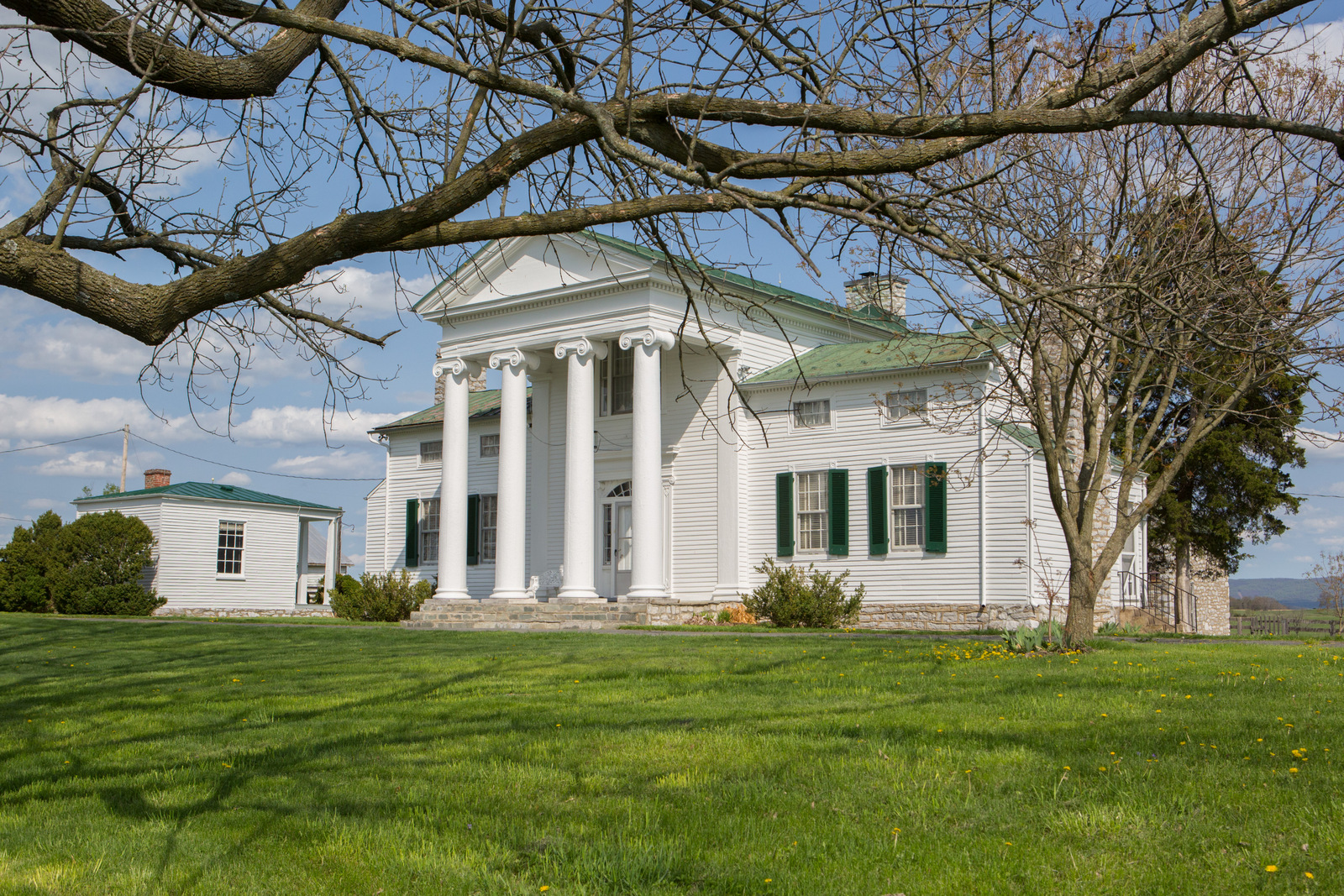 Farm / Ranch / Plantation for Sale at ERIN FARM 5211 Winchester Road Front Royal, Virginia 22630 United States