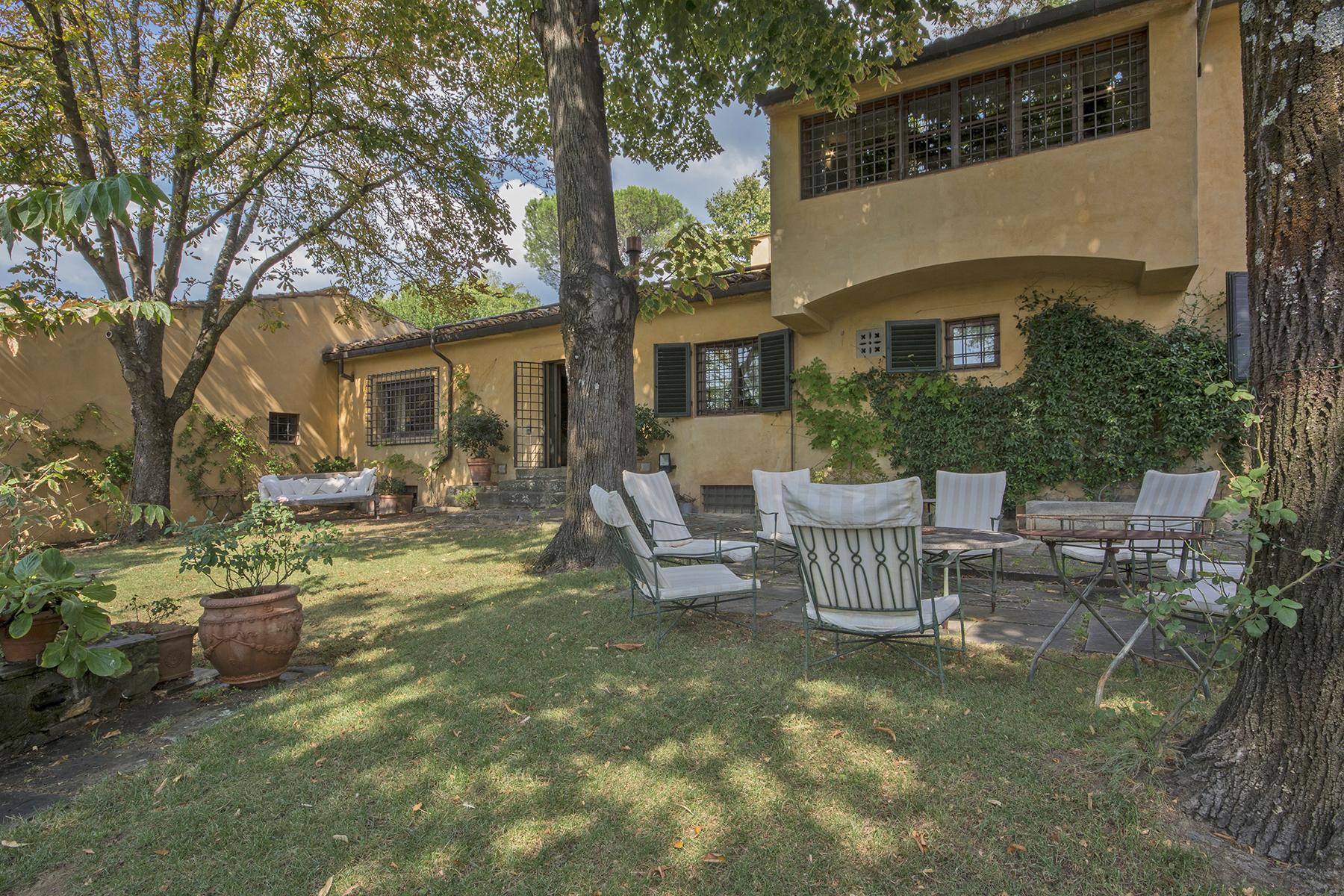 Einfamilienhaus für Verkauf beim Beautiful villa in Fiesole Via delle Fontanelle Fiesole, Florence 50014 Italien