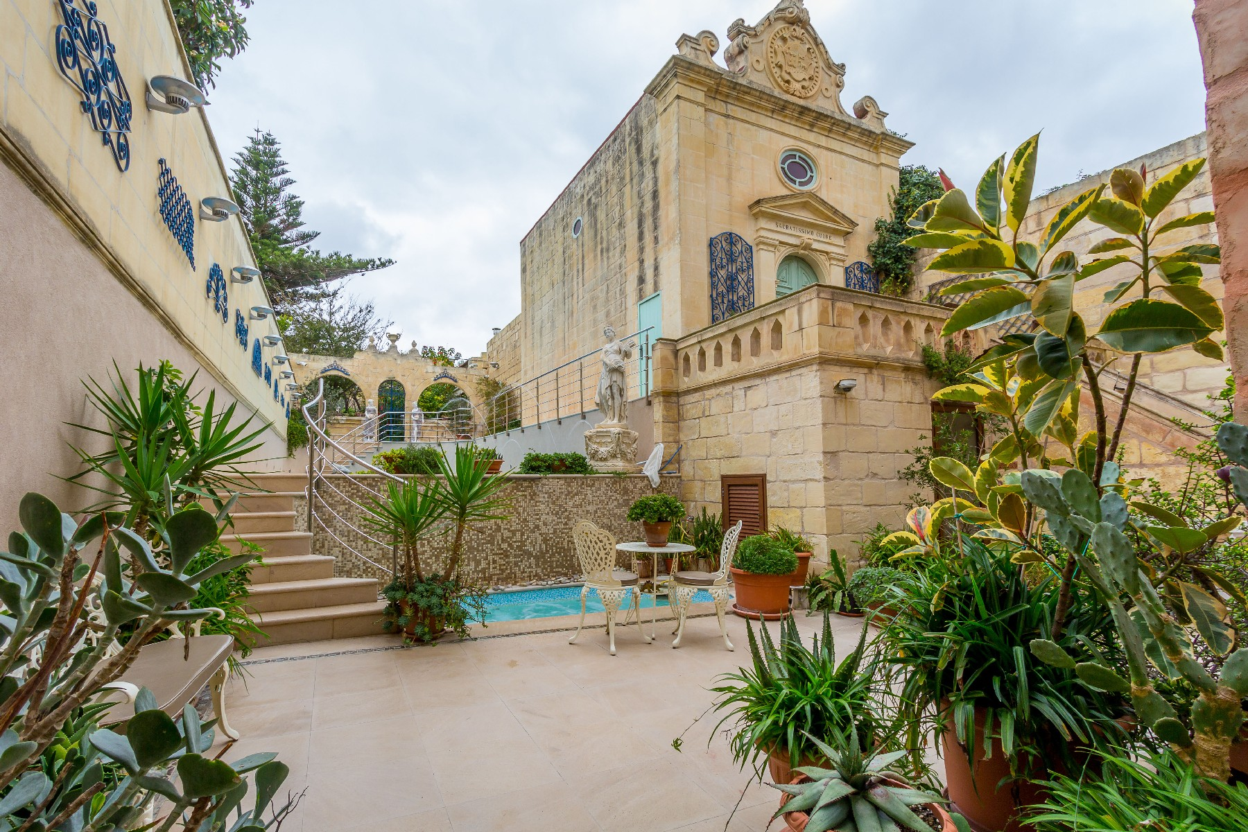 Single Family Home for Sale at Palazzino Rabat, Malta