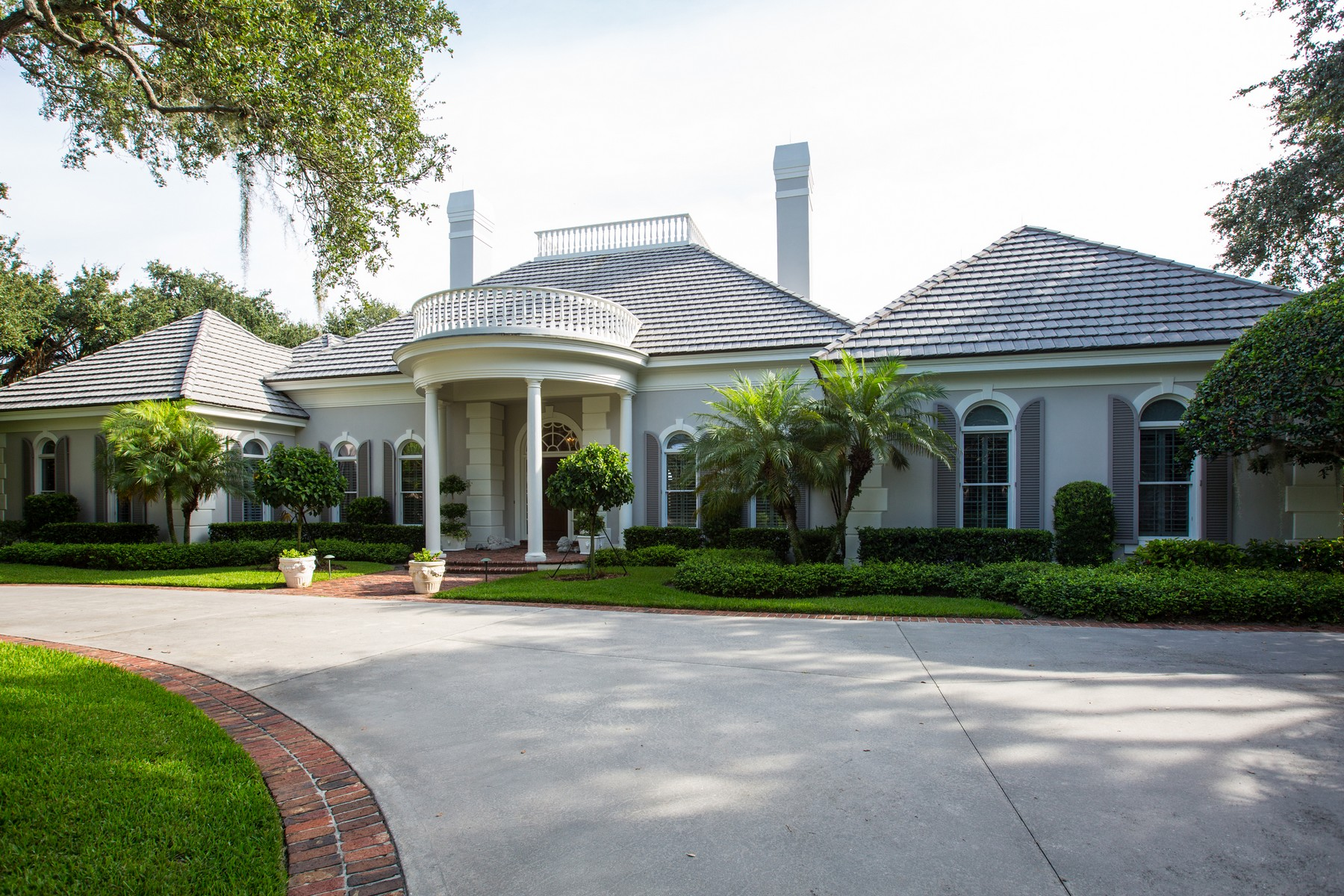 Property For Sale at Elegant Home in John's Island