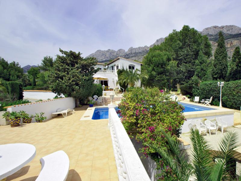 Nhà ở một gia đình vì Bán tại Nice house in the Sierra de Altea with sea views Altea, Alicante Costa Blanca 03590 Tây Ban Nha