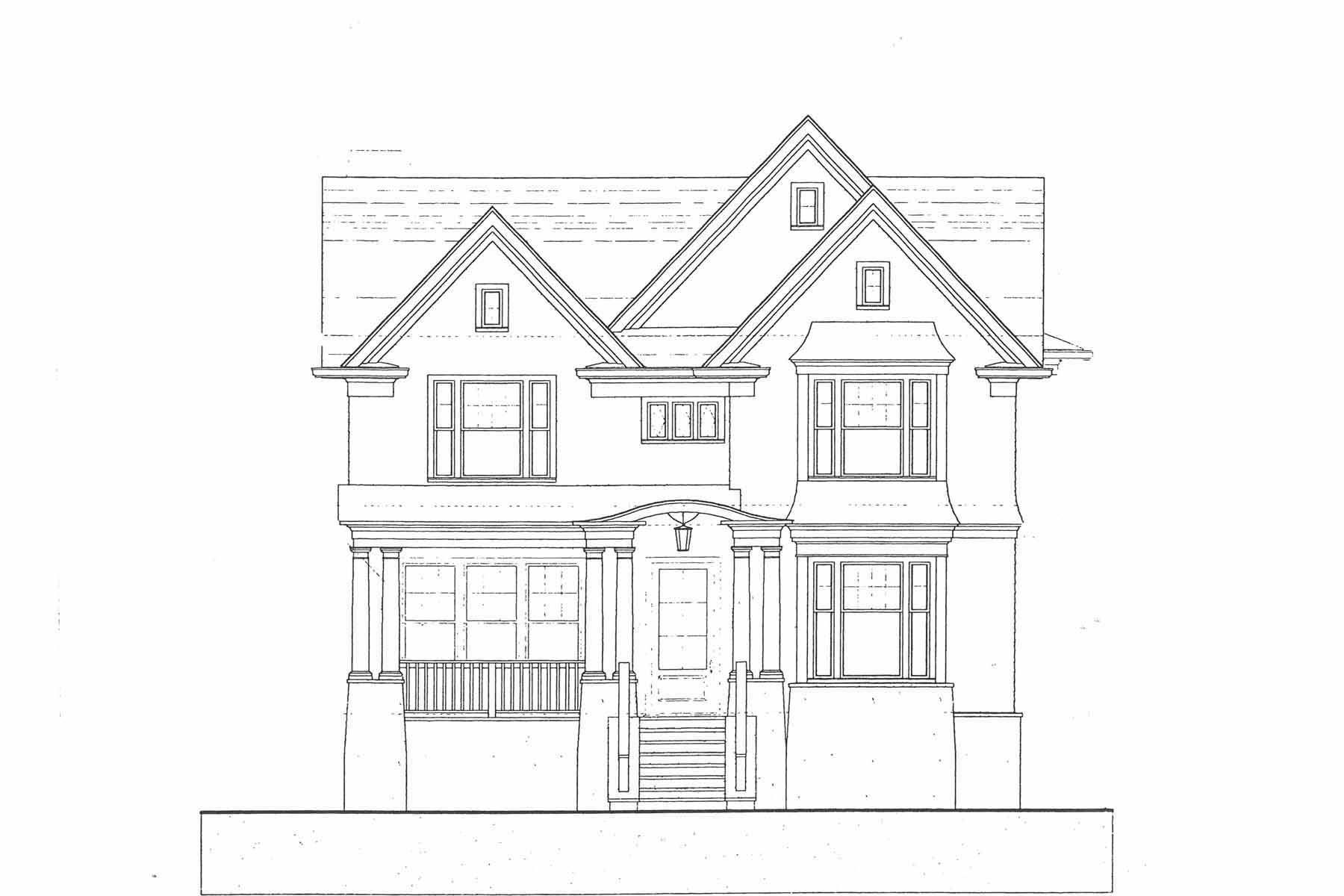 Maison unifamiliale pour l Vente à New Construction in Desirable Morningside Neighborhood 1496 Lanier Place NE Morningside, Atlanta, Georgia, 30306 États-Unis