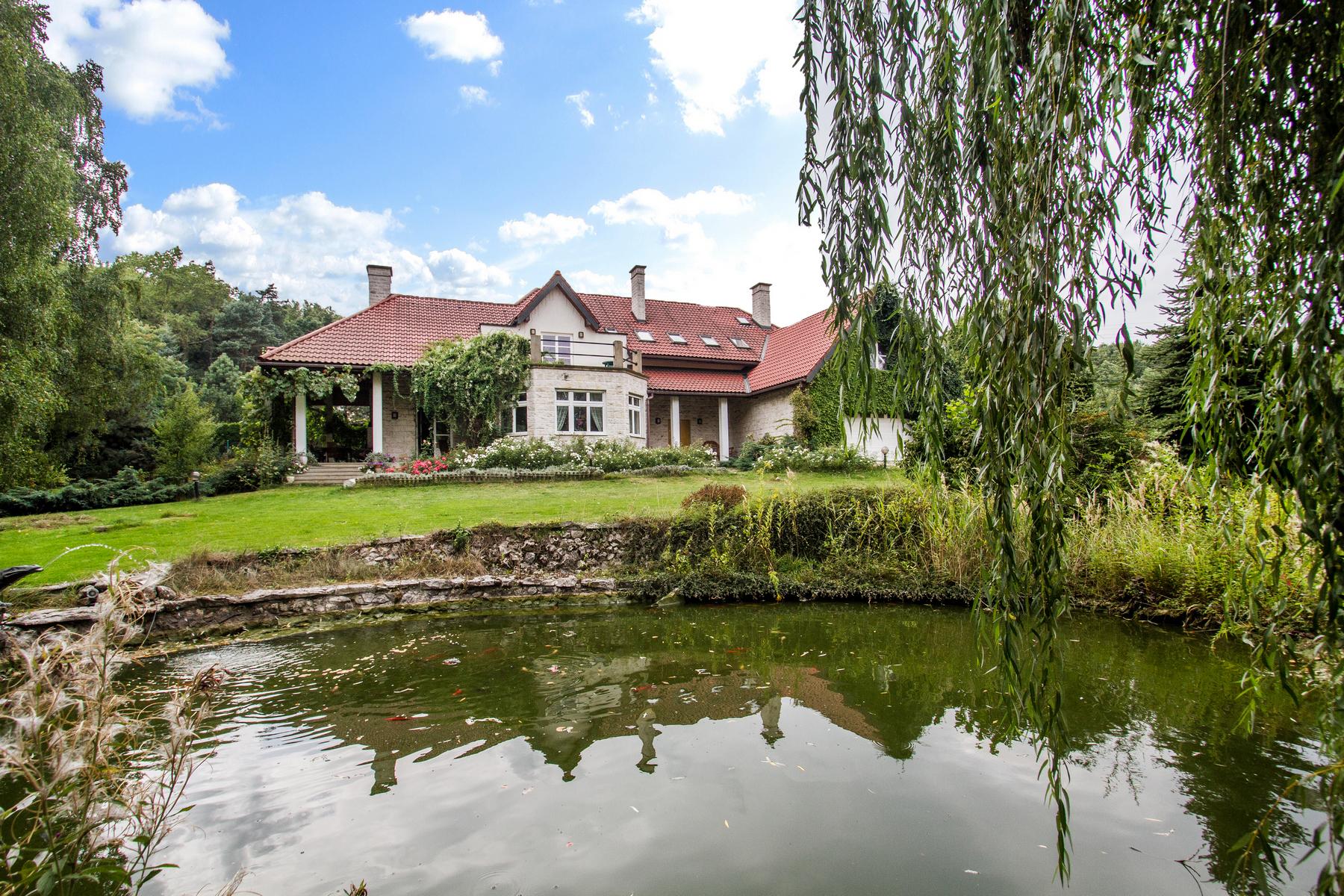 Single Family Home for Sale at Kraków Dębniki - Podgórki Tynieckie Cracow, Malopolska, Poland