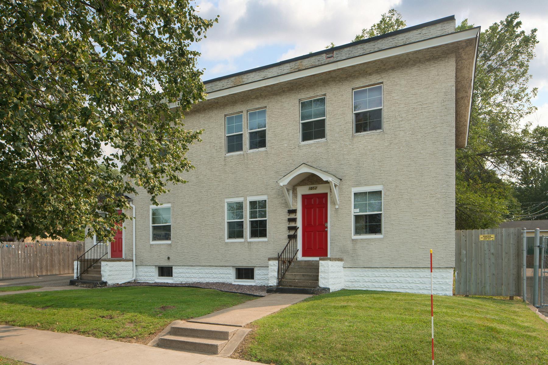 Moradia Multi-familiar para Venda às 1052 Ross Avenue Dayton's Bluff, St. Paul, Minnesota 55106 Estados Unidos