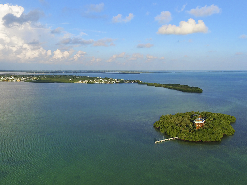 Single Family Home for Sale at Melody Key Private Island 1 Melody Key Summerland Key, Florida 33042 United States
