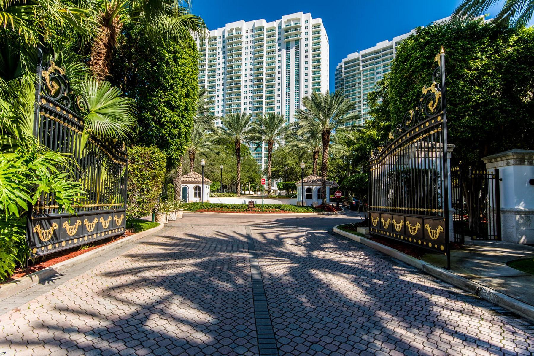 Casa Unifamiliar por un Venta en 3201 NE 183 St 3201 NE 183 St #1803 Aventura, Florida 33160 Estados Unidos