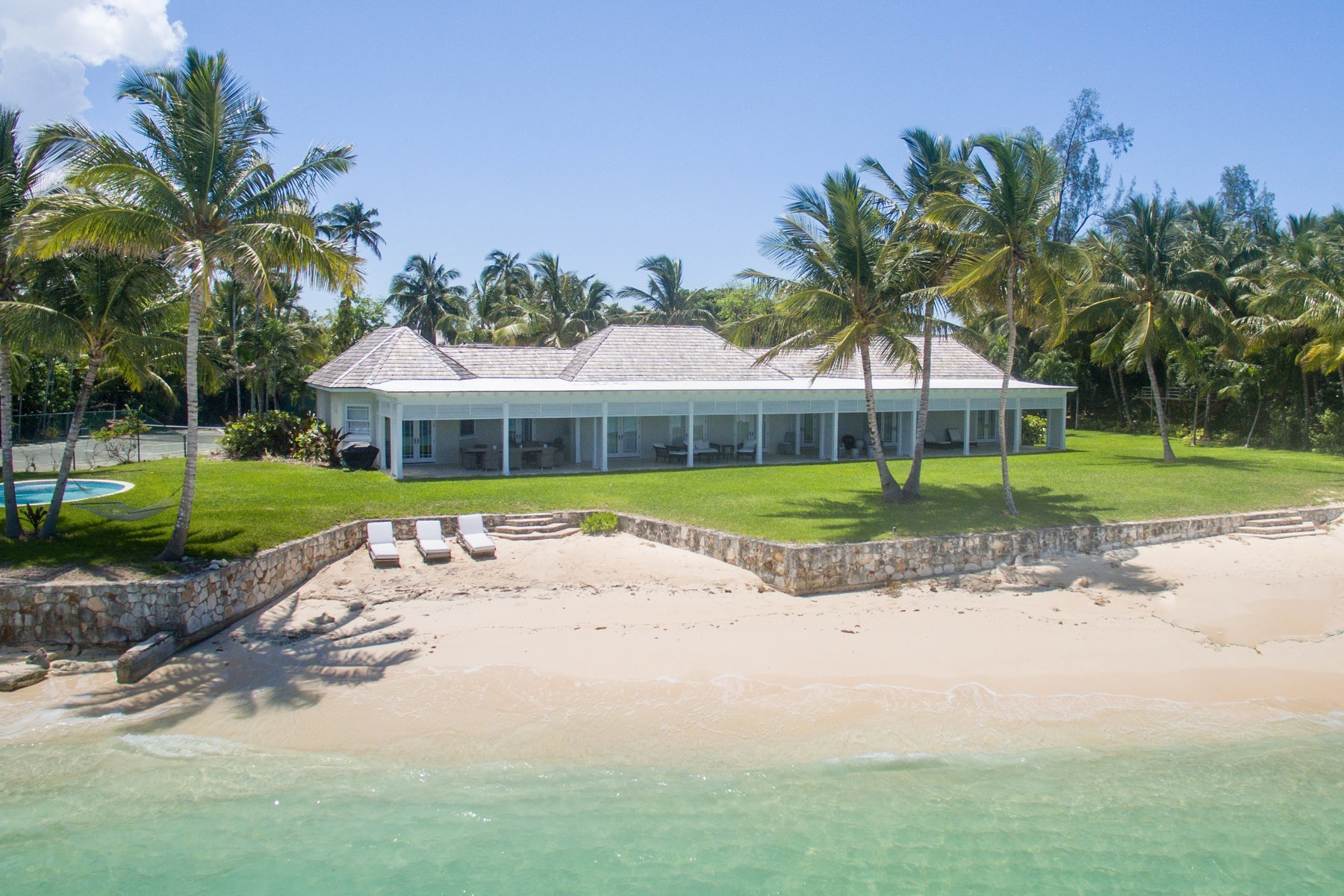 Single Family Home for Sale at Orchid House Lyford Cay, Nassau And Paradise Island, Bahamas