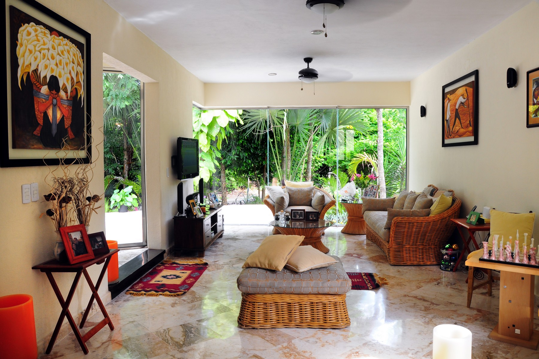 Single Family Home for Sale at CLUB REAL RESIDENTIAL HOME Club Real, Playacar Fase II Playa Del Carmen, Quintana Roo 77710 Mexico