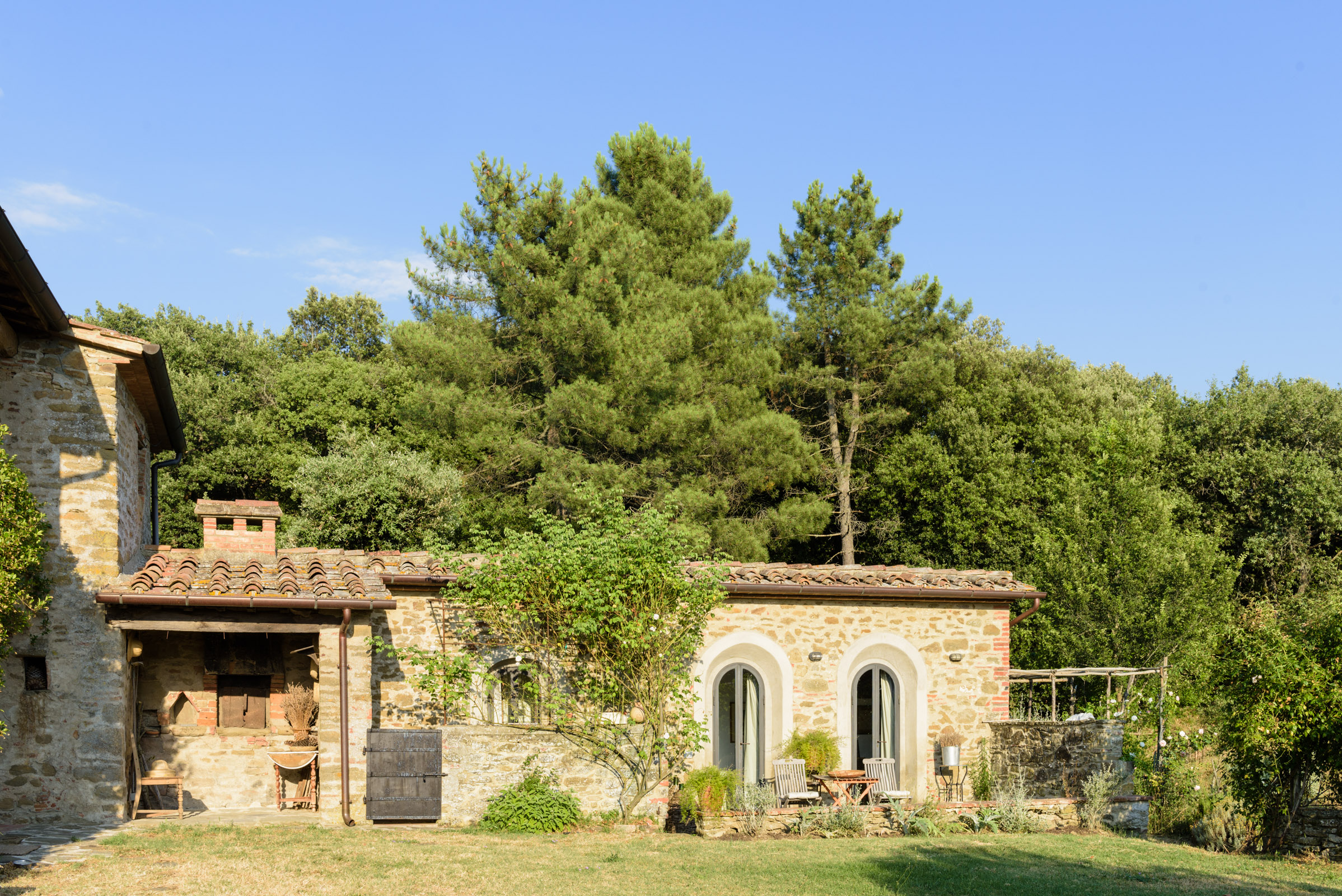 Additional photo for property listing at Siena view - Country retreat Chianti hills Monte San Savino, Arezzo Italia