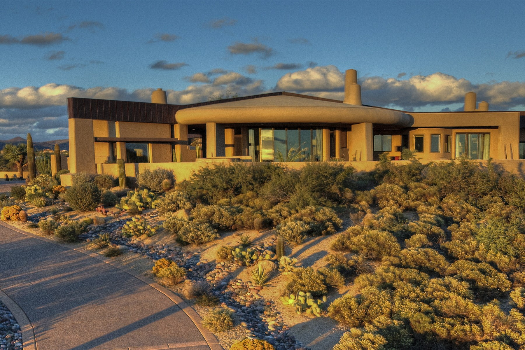 Property For Sale at City Lights - Sunsets on Elevated Ridge in Scottsdale