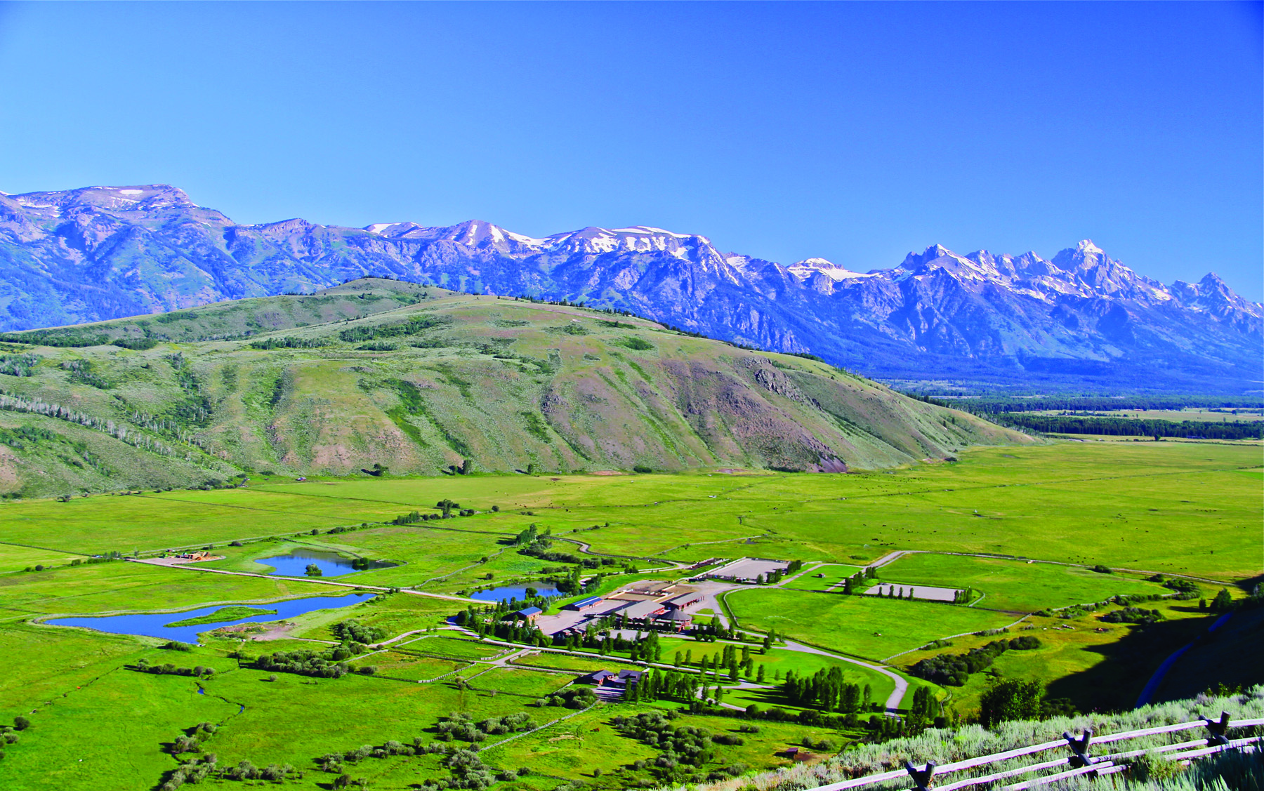 Farm / Ranch / Plantation for Active at A Jewel Unlike Any Other Spring Gulch Road Jackson, Wyoming 83001 United States