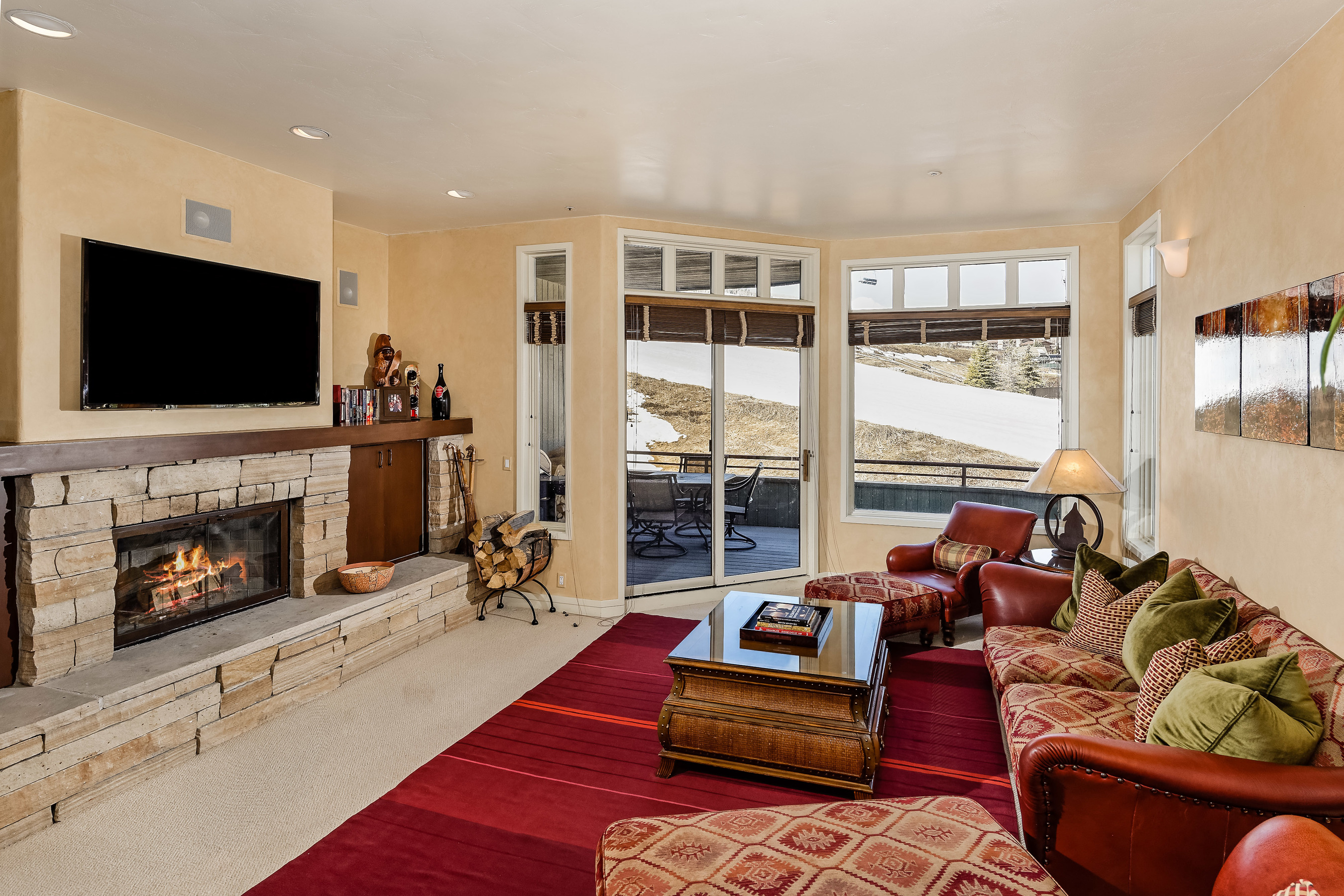 Townhouse for Rent at Deerbrook A5 381 Ridge Road A5 Snowmass Village, Colorado, 81615 United States
