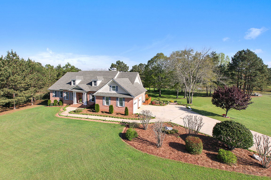Single Family Home for Sale at Beautiful Family Compound 2781 Smokey Road Newnan, Georgia 30263 United States