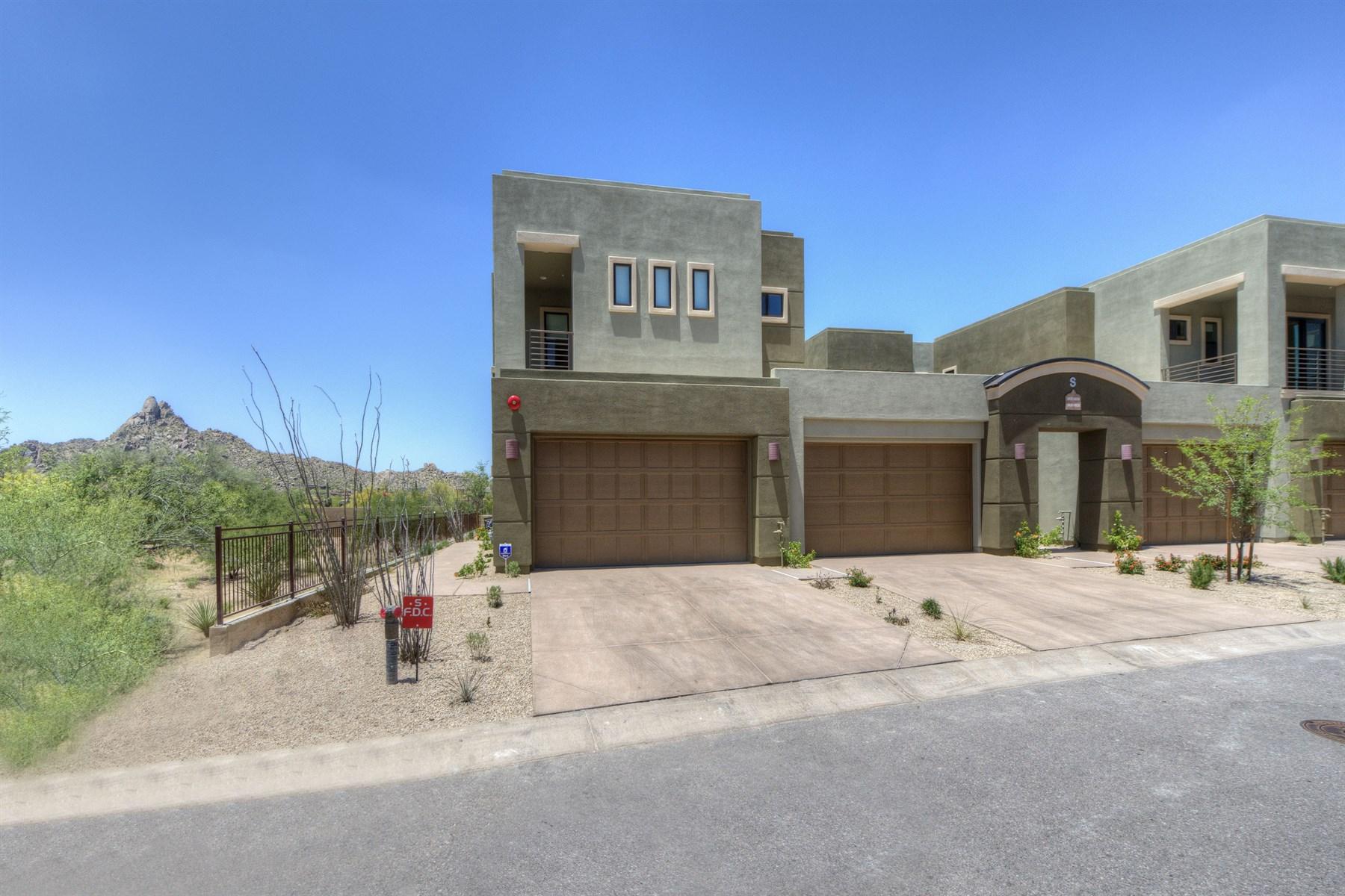 아파트 용 매매 에 New exclusive gated community 'pinnacle pointe 27000 N ALMA SCHOOL PKWY 1037 Scottsdale, 아리조나 85262 미국
