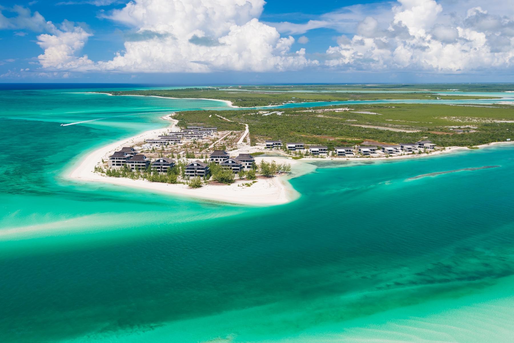 Terreno para Venda às Oceanfront Estate Lot Dellis Cay, Dellis Cay, Turks E Caicos