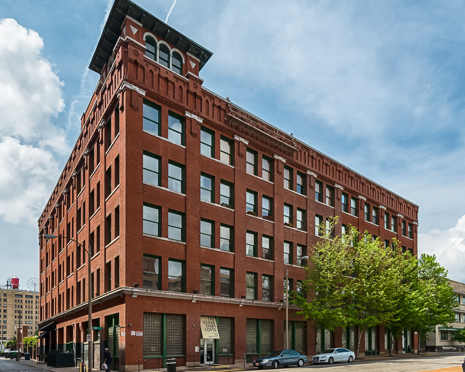 Condominium for Sale at Center of All the Action 703 North 13th Street Unit 207 St. Louis, Missouri 63103 United States