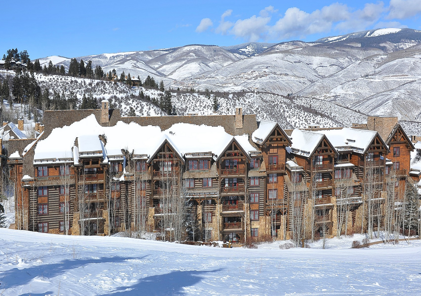 Condominium for Sale at Bachelor Gulch Vacation Home 100 Bachelor Ridge #3212-01 Beaver Creek, Colorado 81620 United States