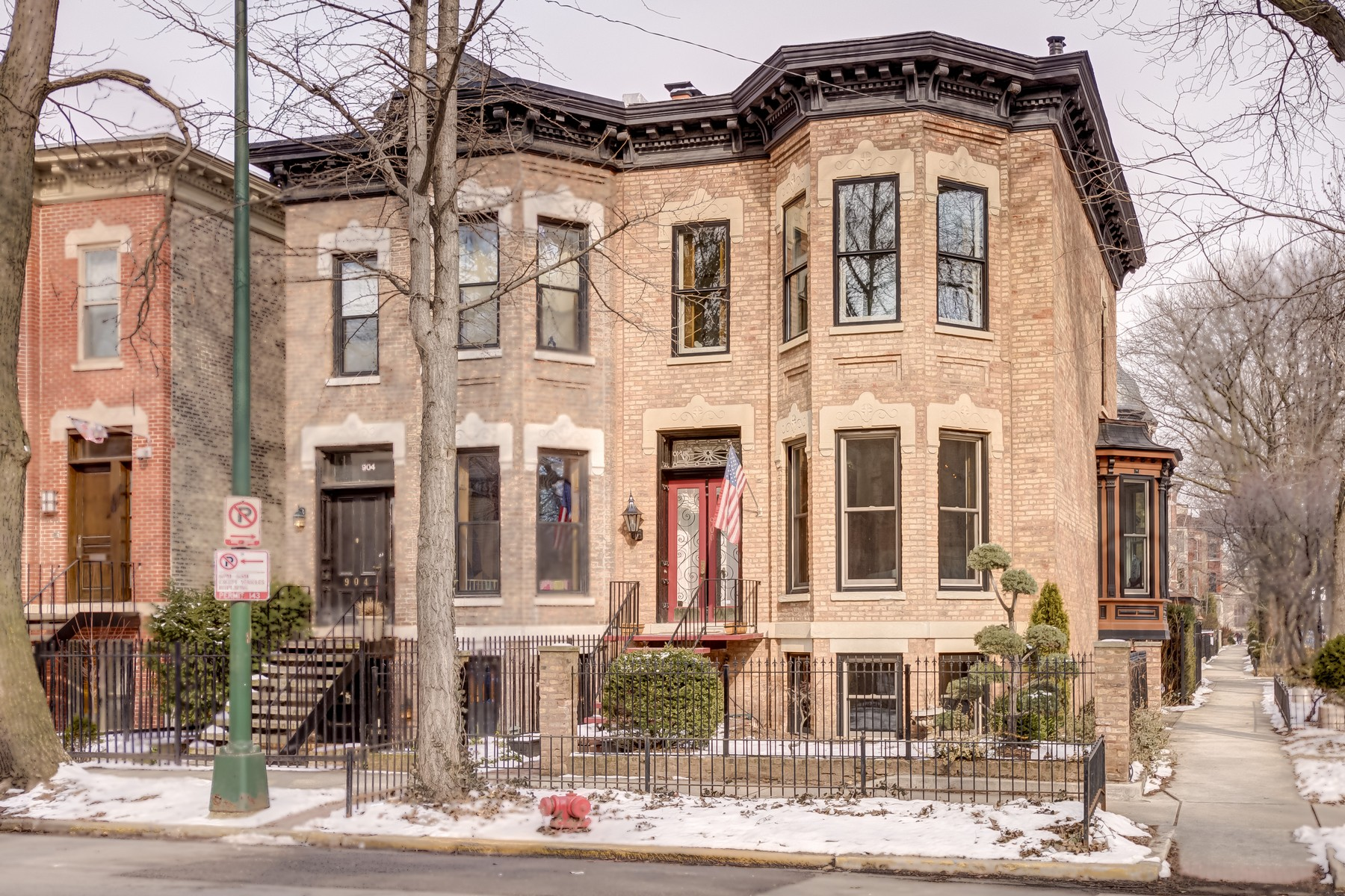 sales property at Majestic Lincoln Park Brownstone