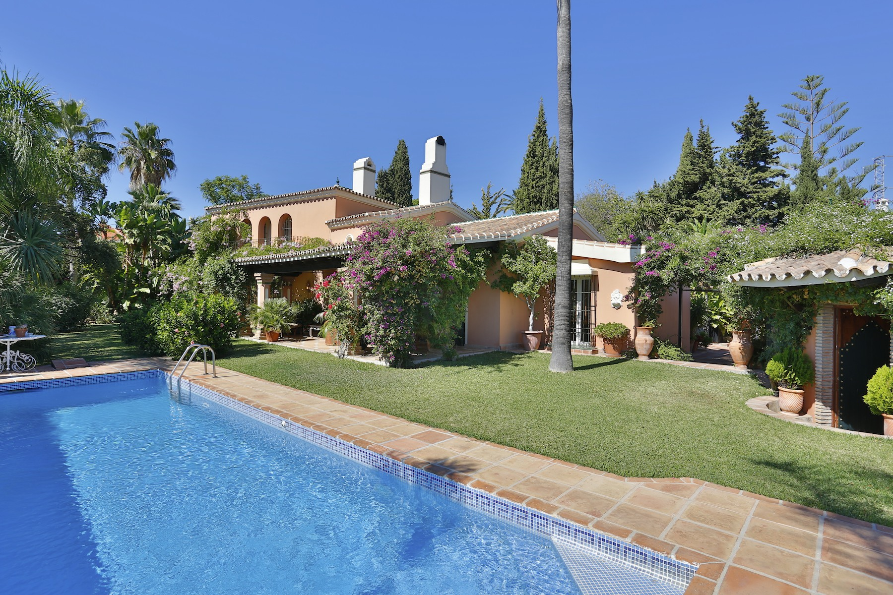 Single Family Home for Sale at LA QUINTA BENAHAVIS Other Andalucia, Andalucia 29679 Spain