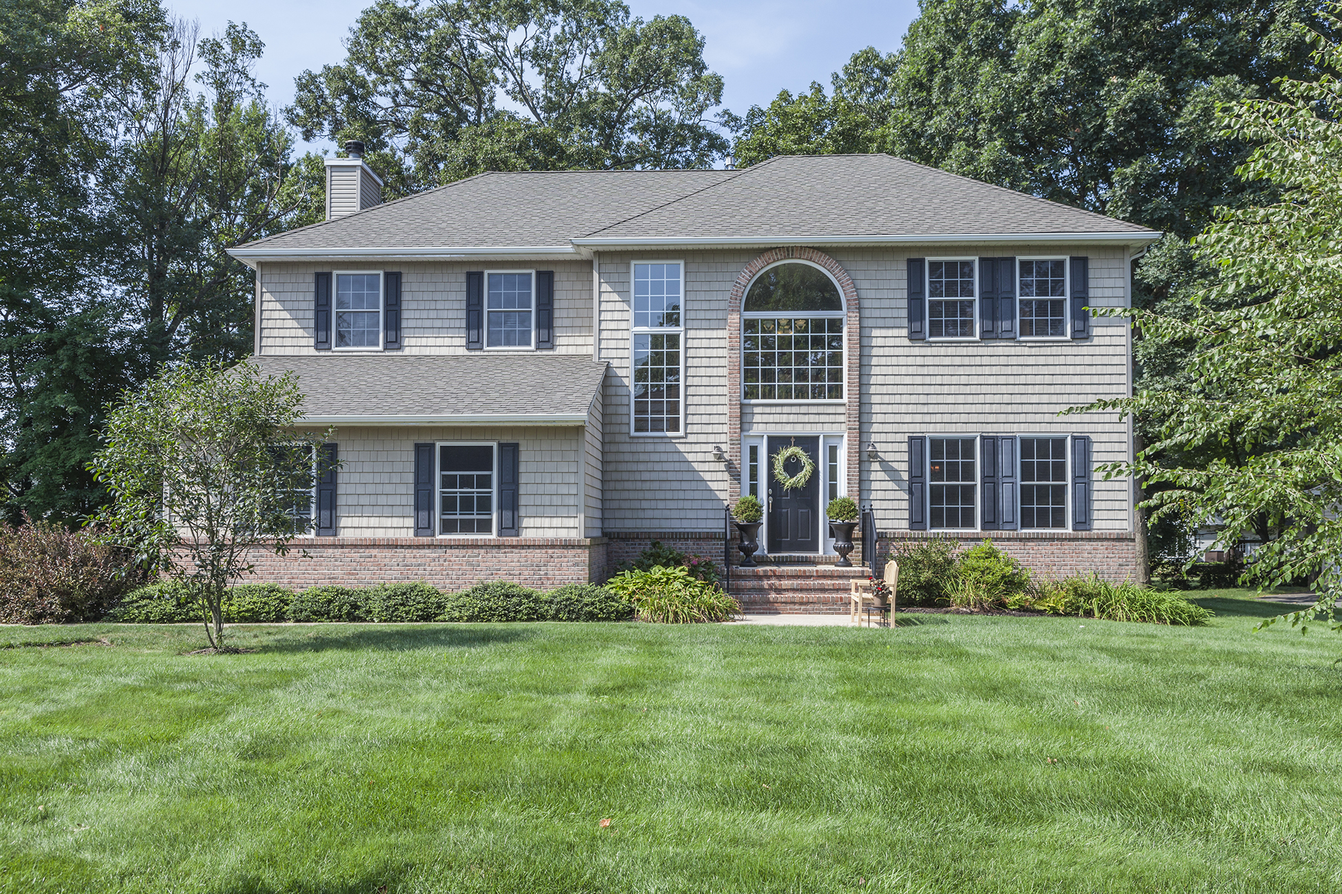 Property For Sale at A Classic Colonial with a Contemporary Feel