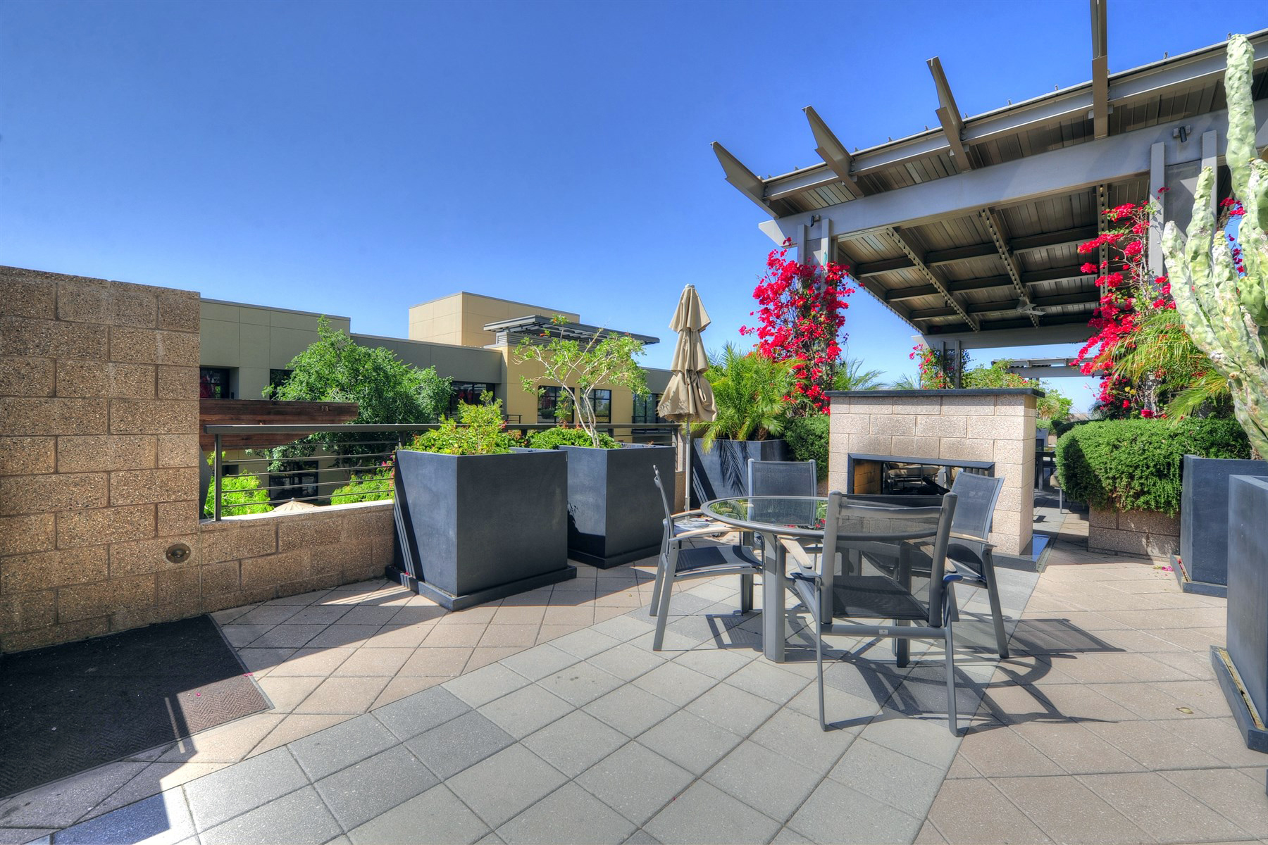 Property For Sale at Impeccable Furnished Loft with Custom Finishes in Kierland Commons Plaza Lofts