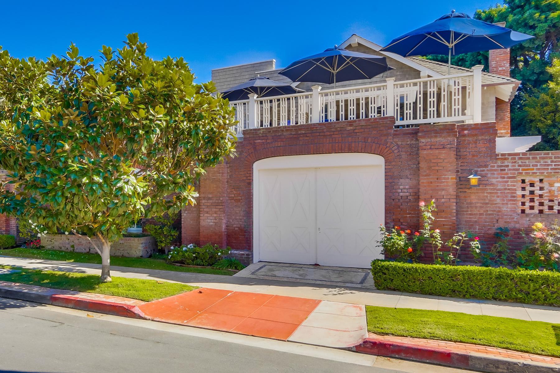 Single Family Home for Sale at 1030 Loma Avenue Coronado, California 92118 United States
