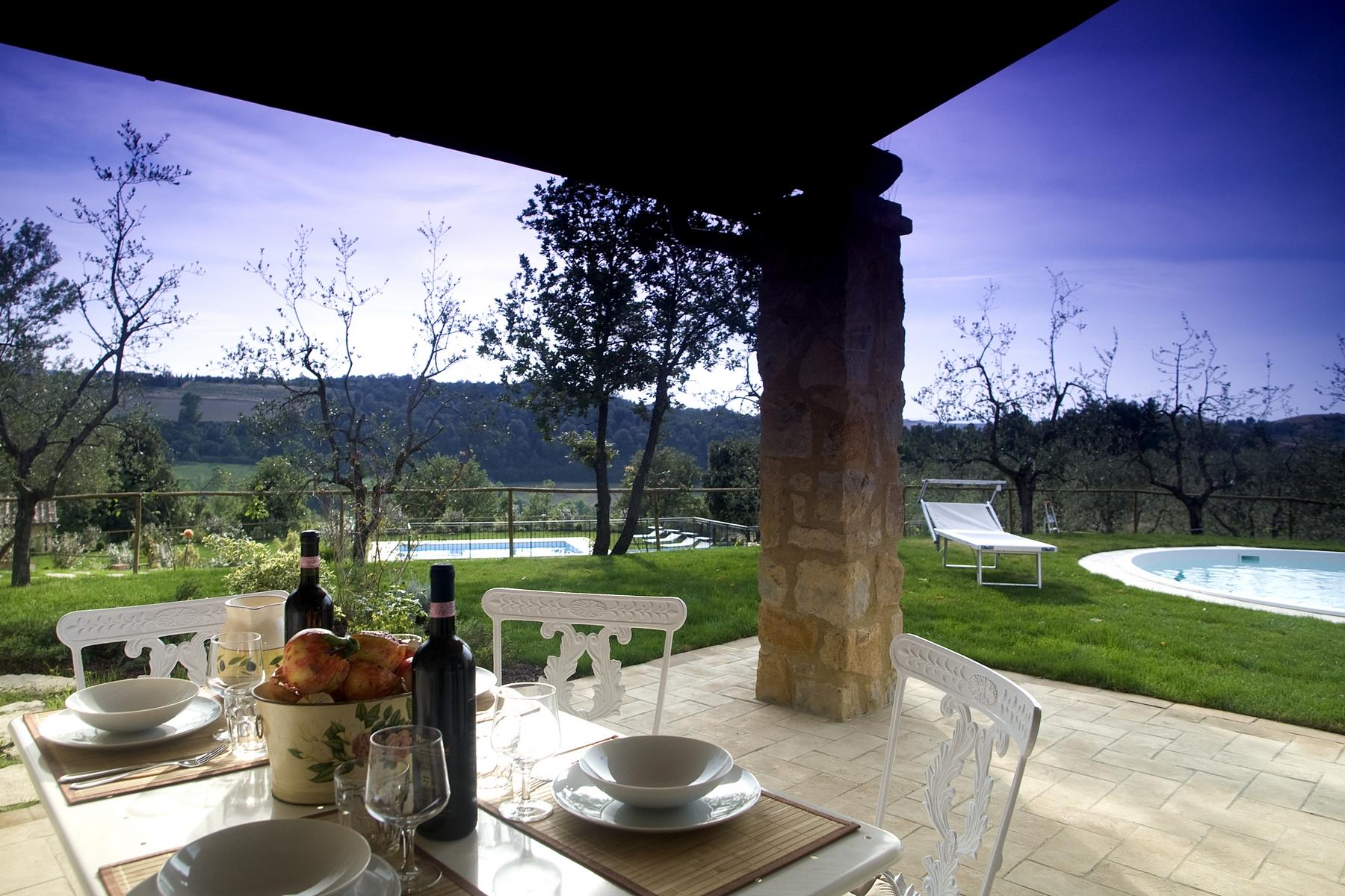 Property Of Borgo Sant'Adele resort