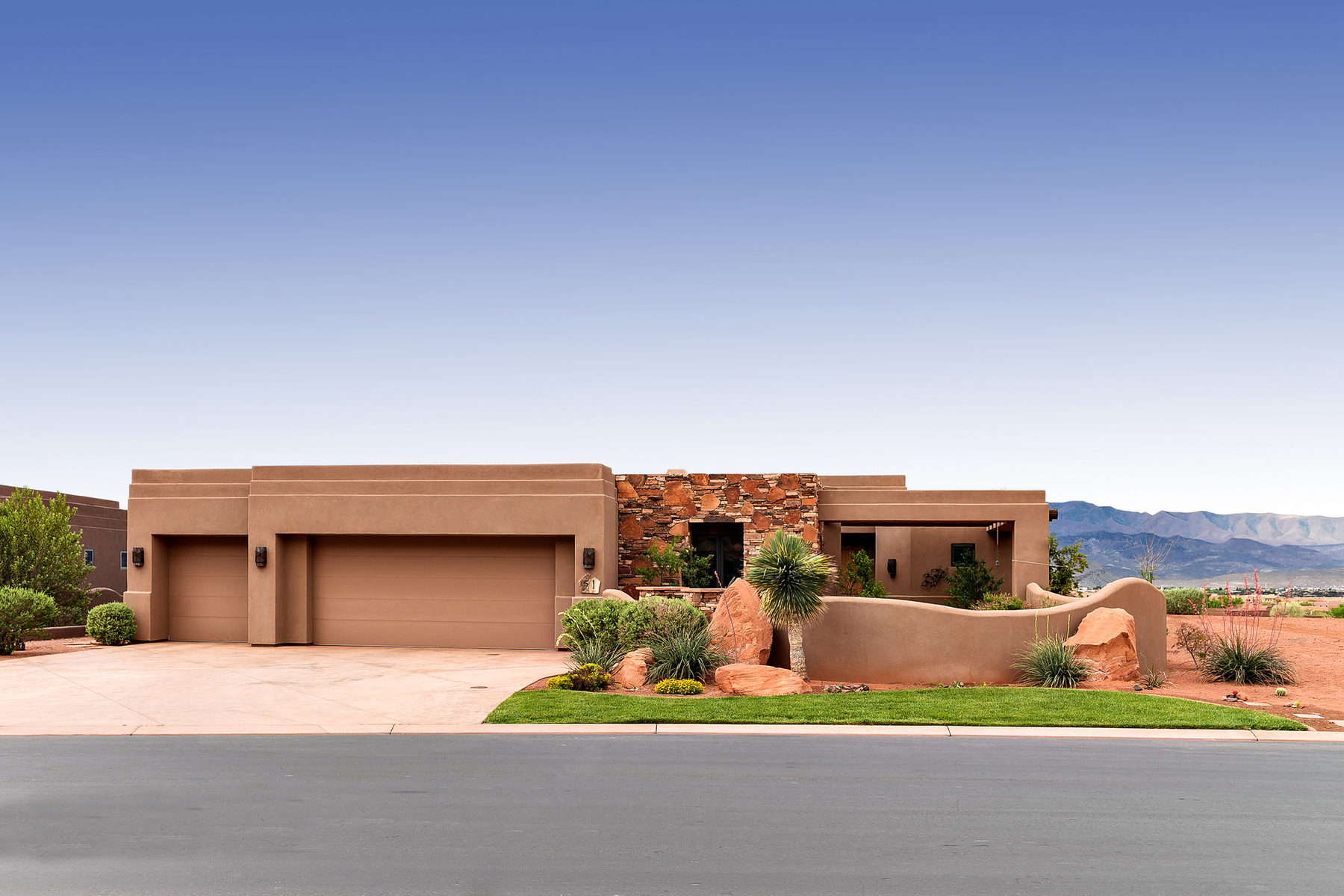 Vivienda unifamiliar por un Venta en On the Fairway 2331W Entrada Trl, #51 St. George, Utah, 84770 Estados Unidos