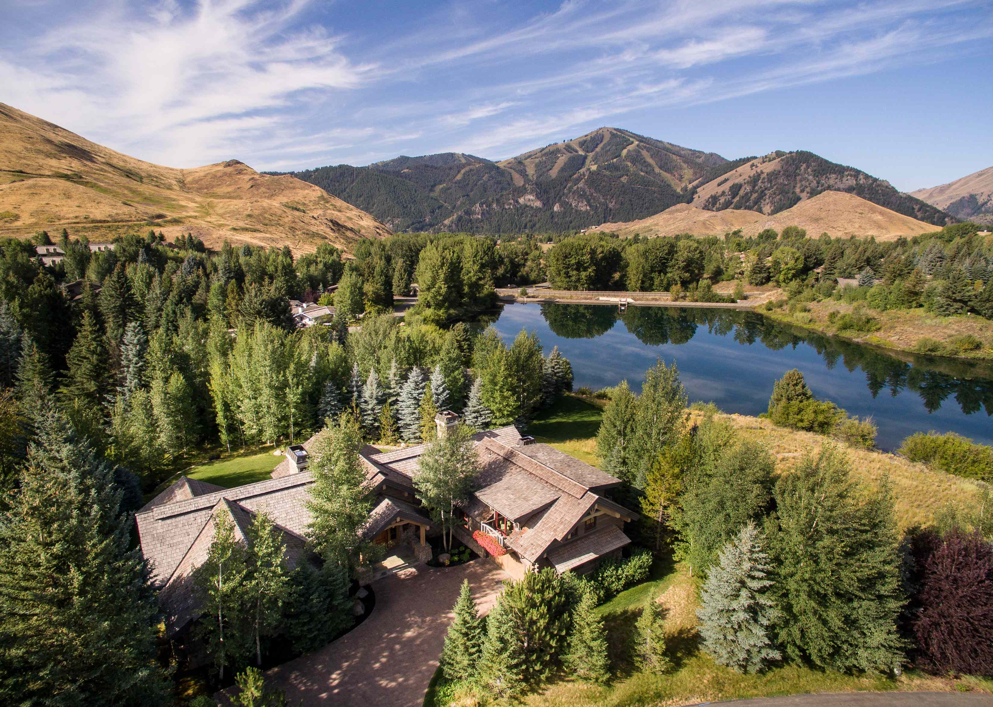 Property For Sale at Overlooking the Lake