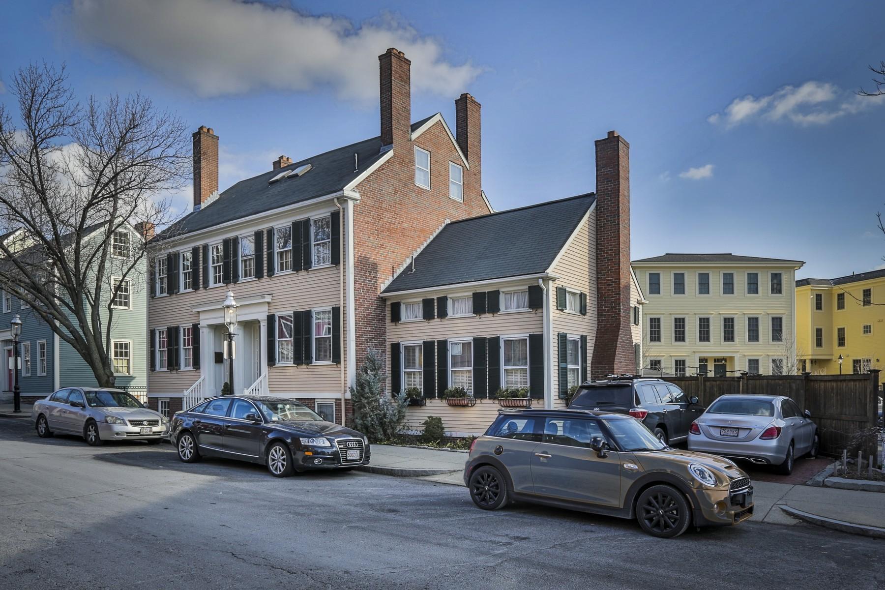 Tek Ailelik Ev için Satış at 43 Park Street Charlestown, Boston, Massachusetts 02129 Amerika Birleşik Devletleri