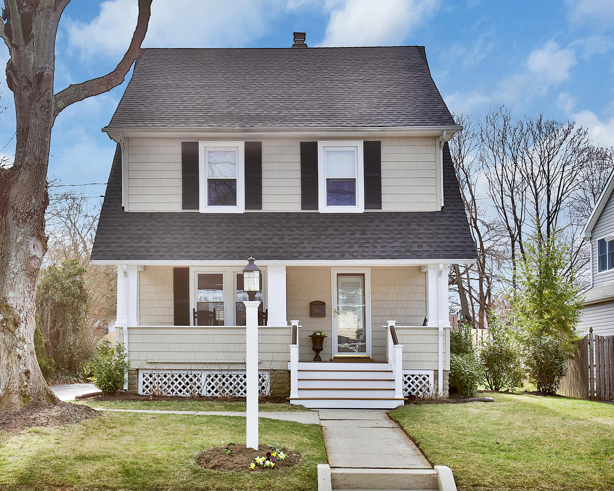 Single Family Home for Sale at Timeless Appeal 56 Lake Avenue Fair Haven, New Jersey 07704 United States