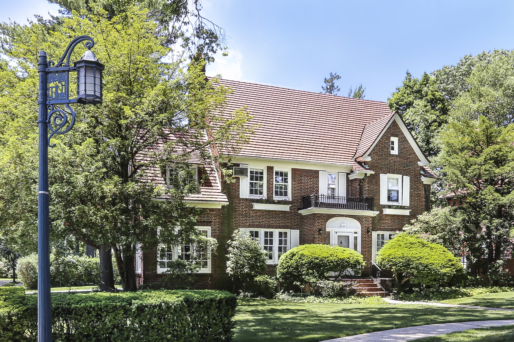 "Single Family Home for Sale at ""SHOWCASE AMERICAN CLASSIC"" 63 Wendover Road, Forest Hills Gardens, Forest Hills, New York 11375 United States"